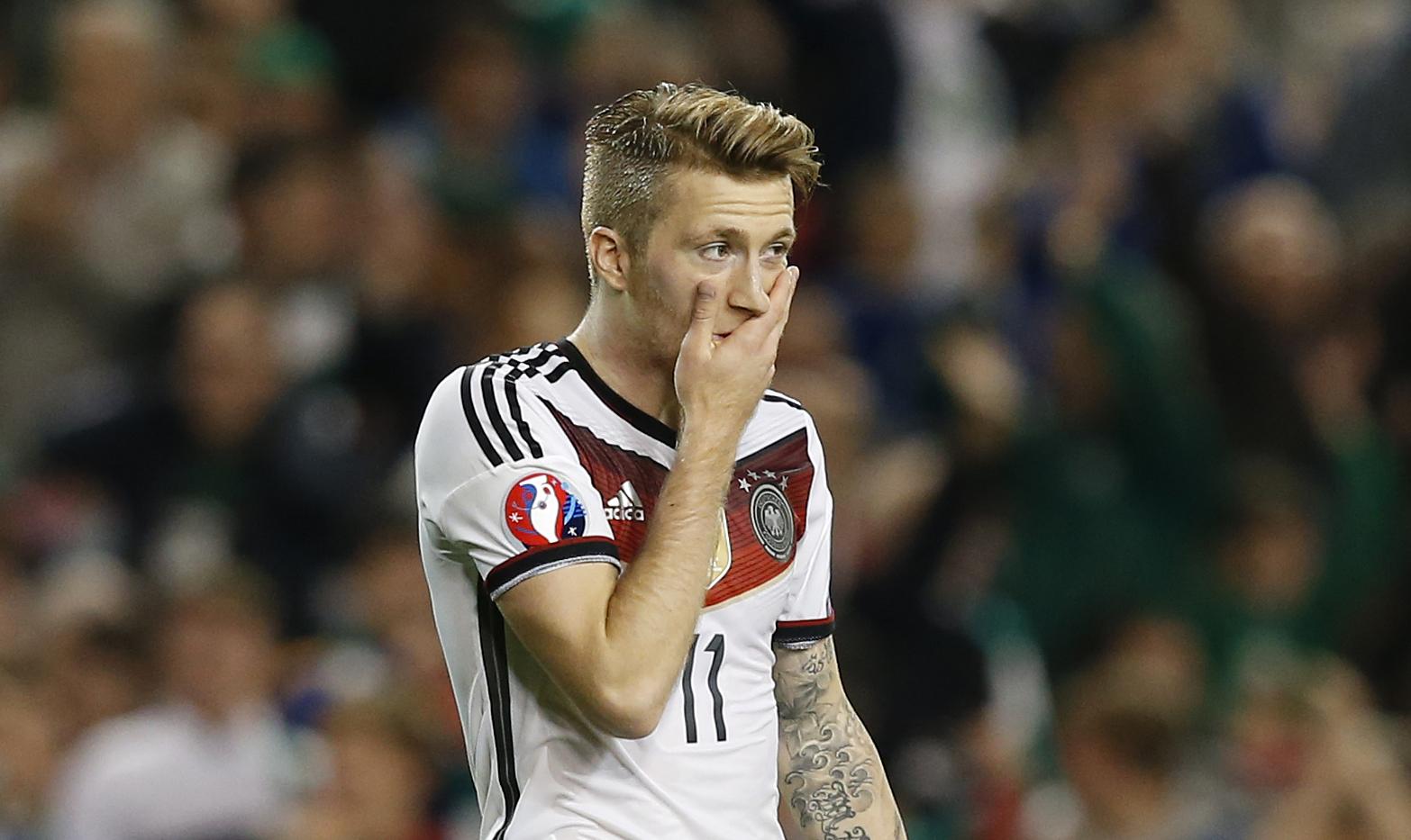 Football - Euro 2016 - Marco Reus ne verra pas la France