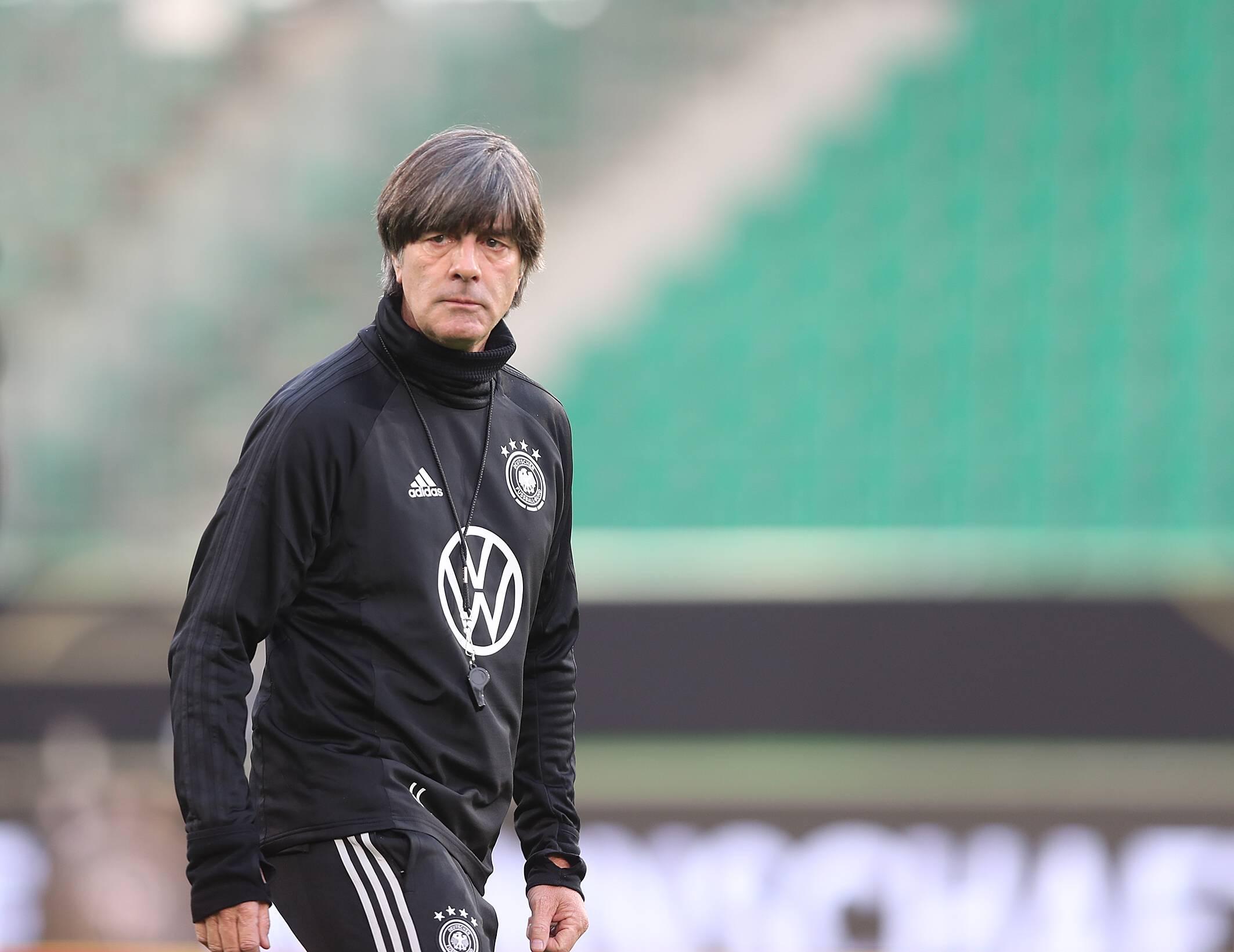 Football - Euro 2020 - Allemagne : Joachim Löw, un sélectionneur au bord du précipice ?