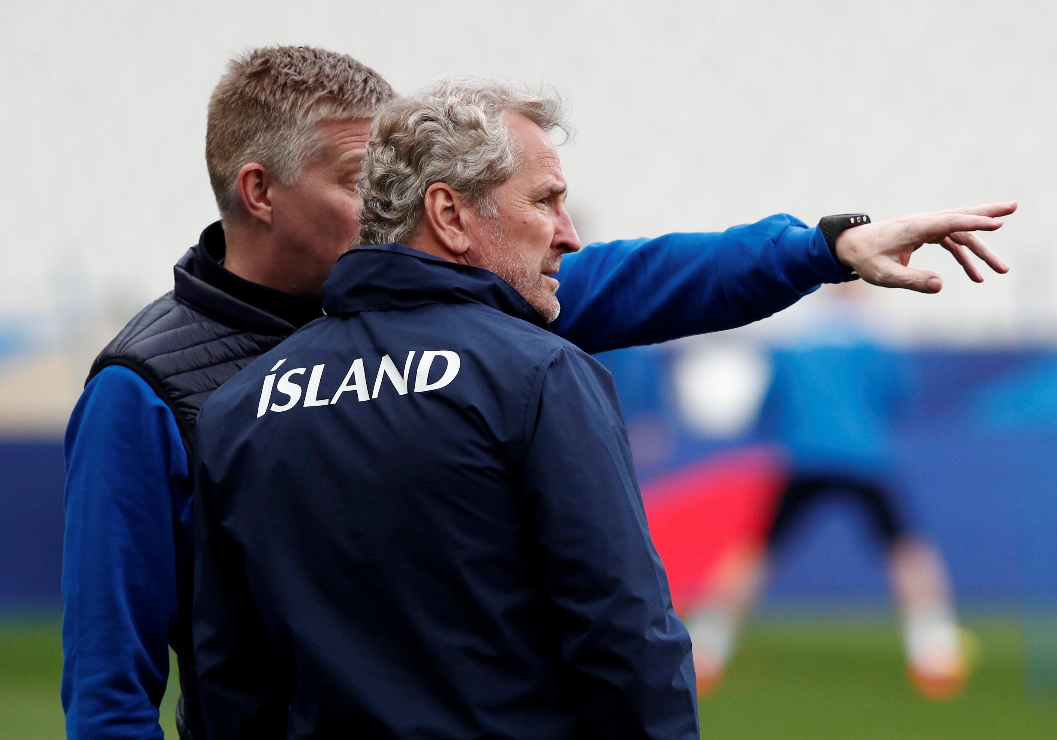 Football - Euro 2020 - Battre les Bleus à Reykjavík ? Le sélectionneur islandais y croit