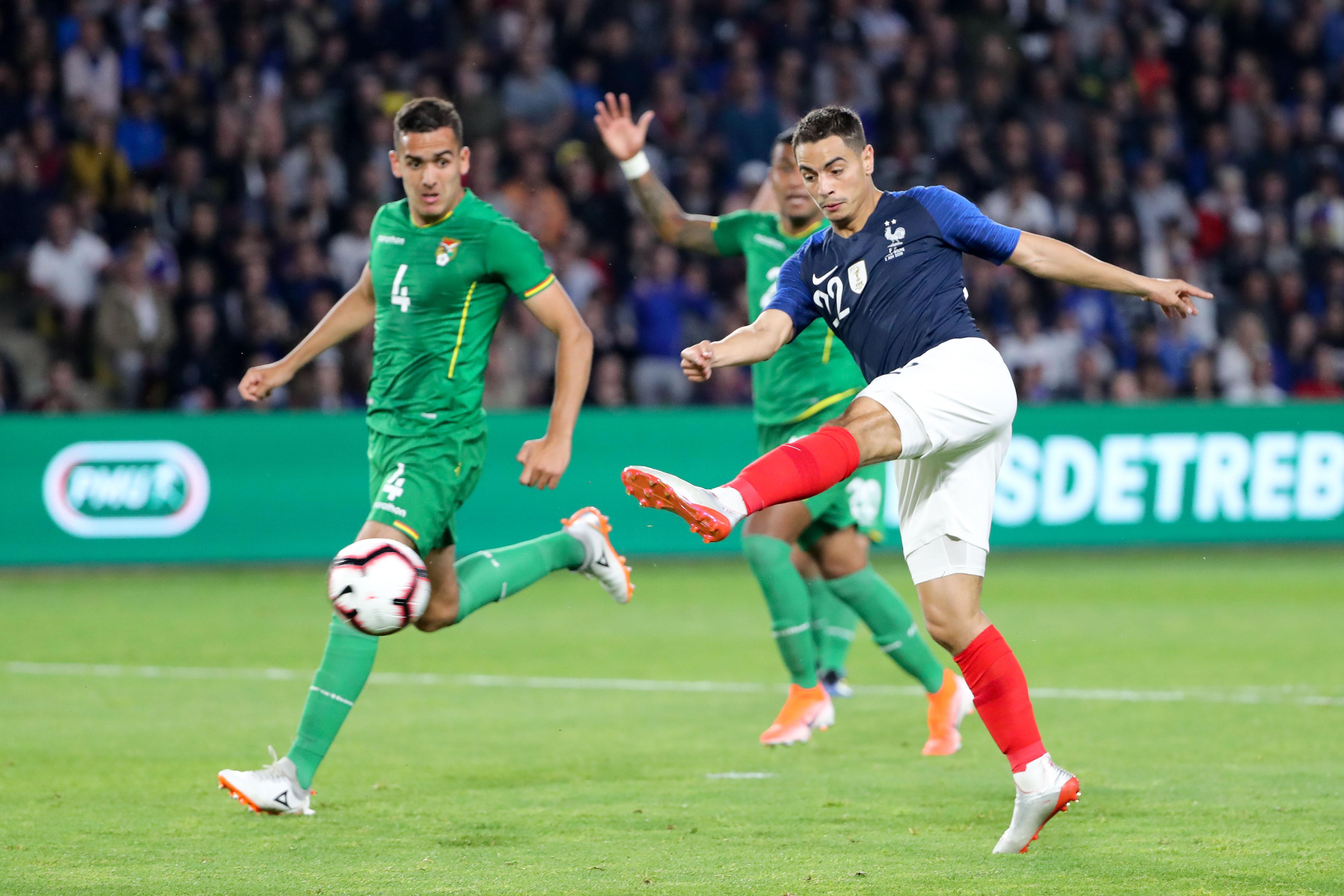 Football - Euro 2020 - Ben Yedder : «De bonnes ondes avec Antoine»