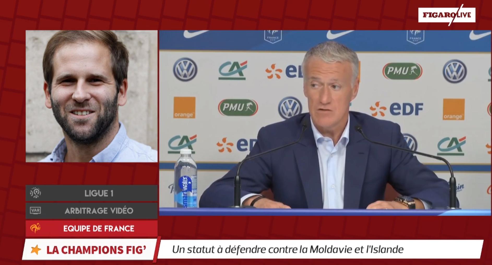 Football - Euro 2020 - Bleus: quels sont les chantiers de Didier Deschamps ?