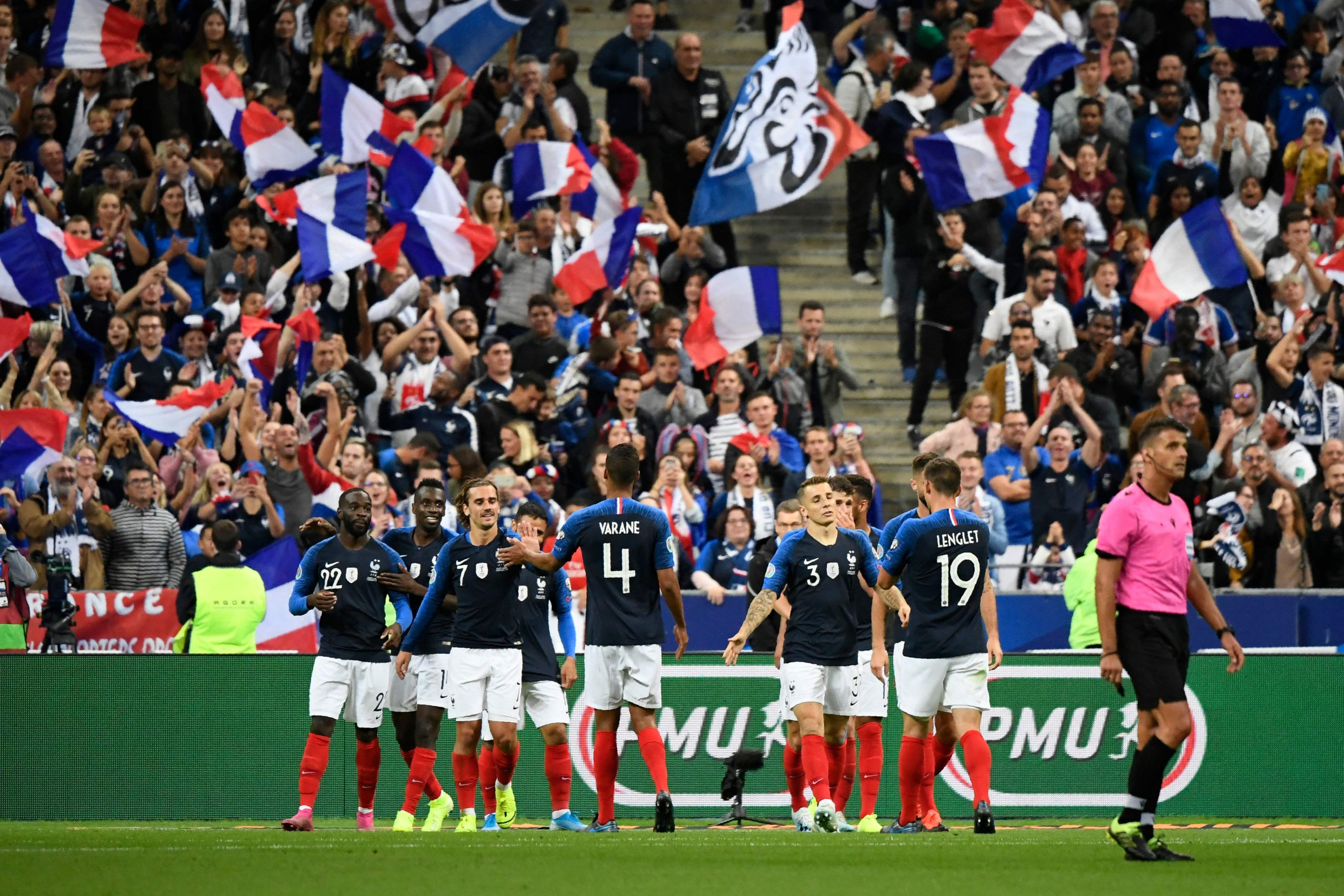 Football - Euro 2020 - Coman, Couac, réservoir : les leçons de France-Albanie