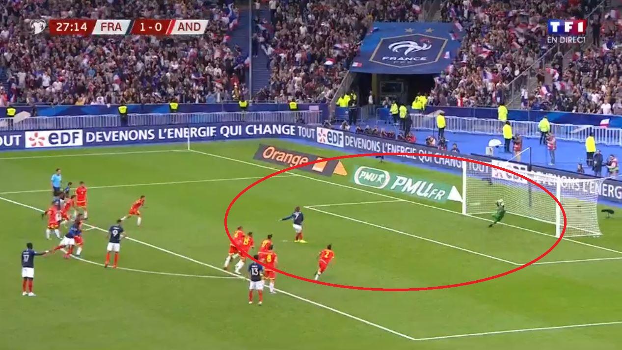 Football - Euro 2020 - Les buts de France-Andorre et le penalty manqué de Griezmann en vidéo