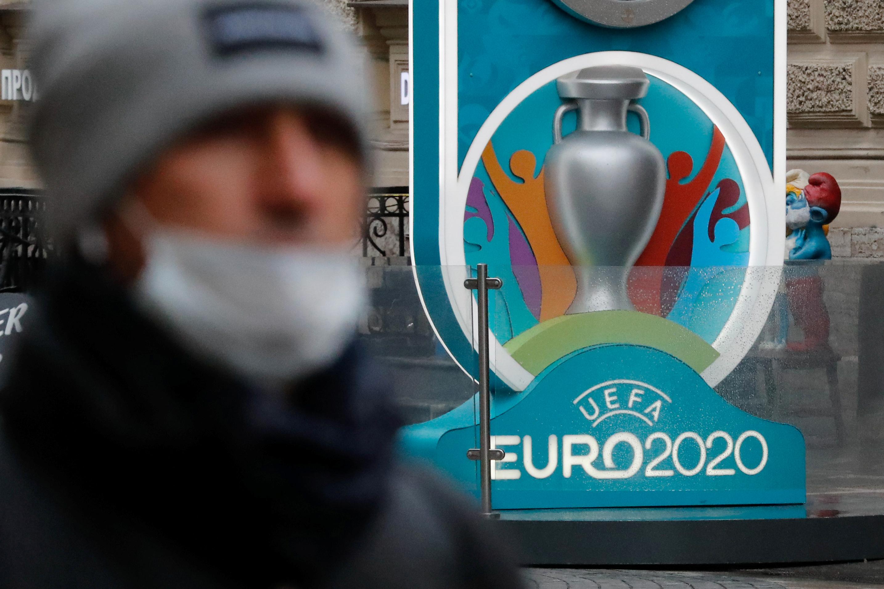Football - Euro 2020 - Coronavirus : l'avenir de l'Euro 2020 (et de la Ligue des champions) se jouera mardi