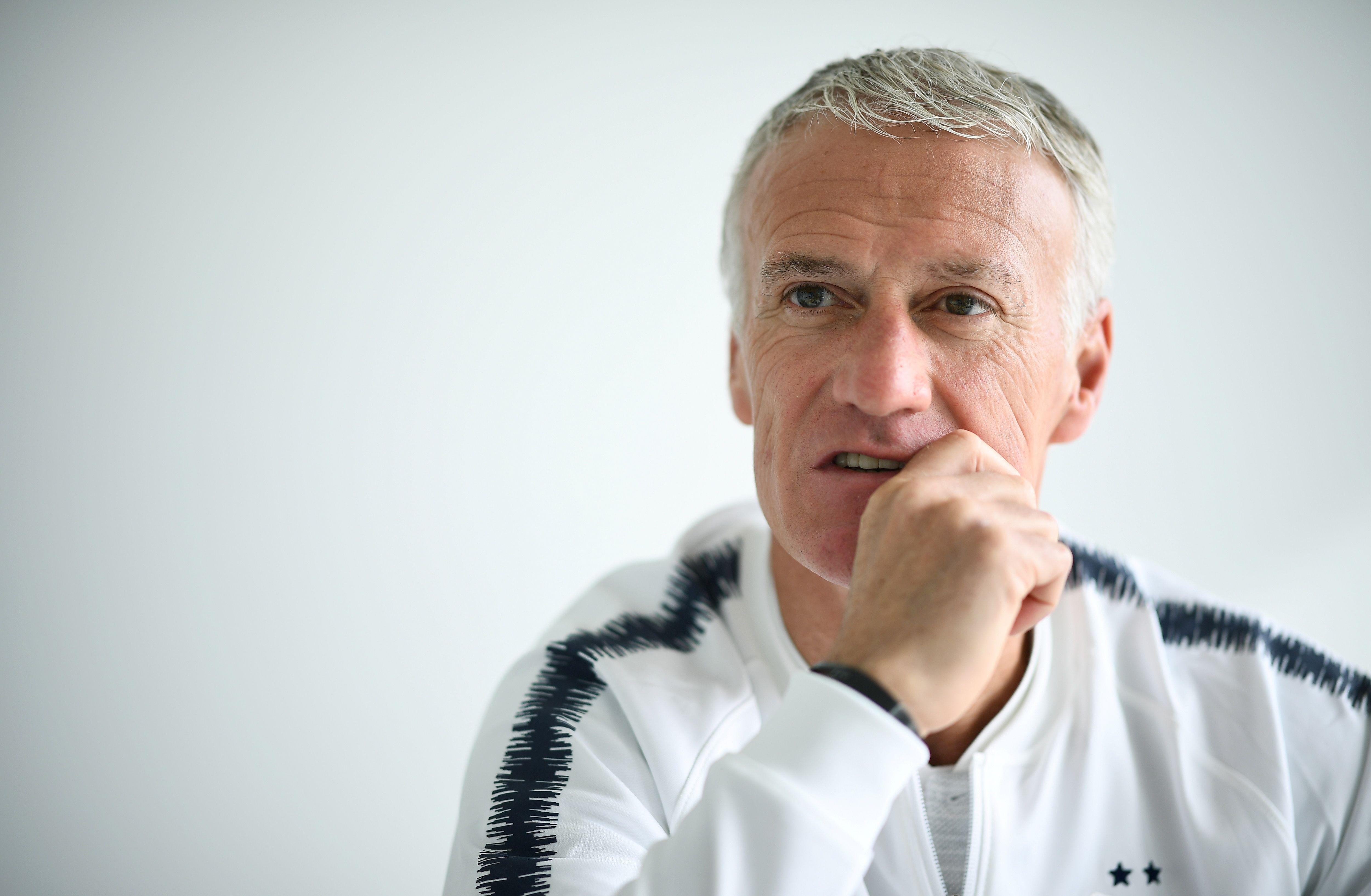 Football - Euro 2020 - Deschamps se verrait bien continuer avec les Bleus jusqu'au Mondial 2022