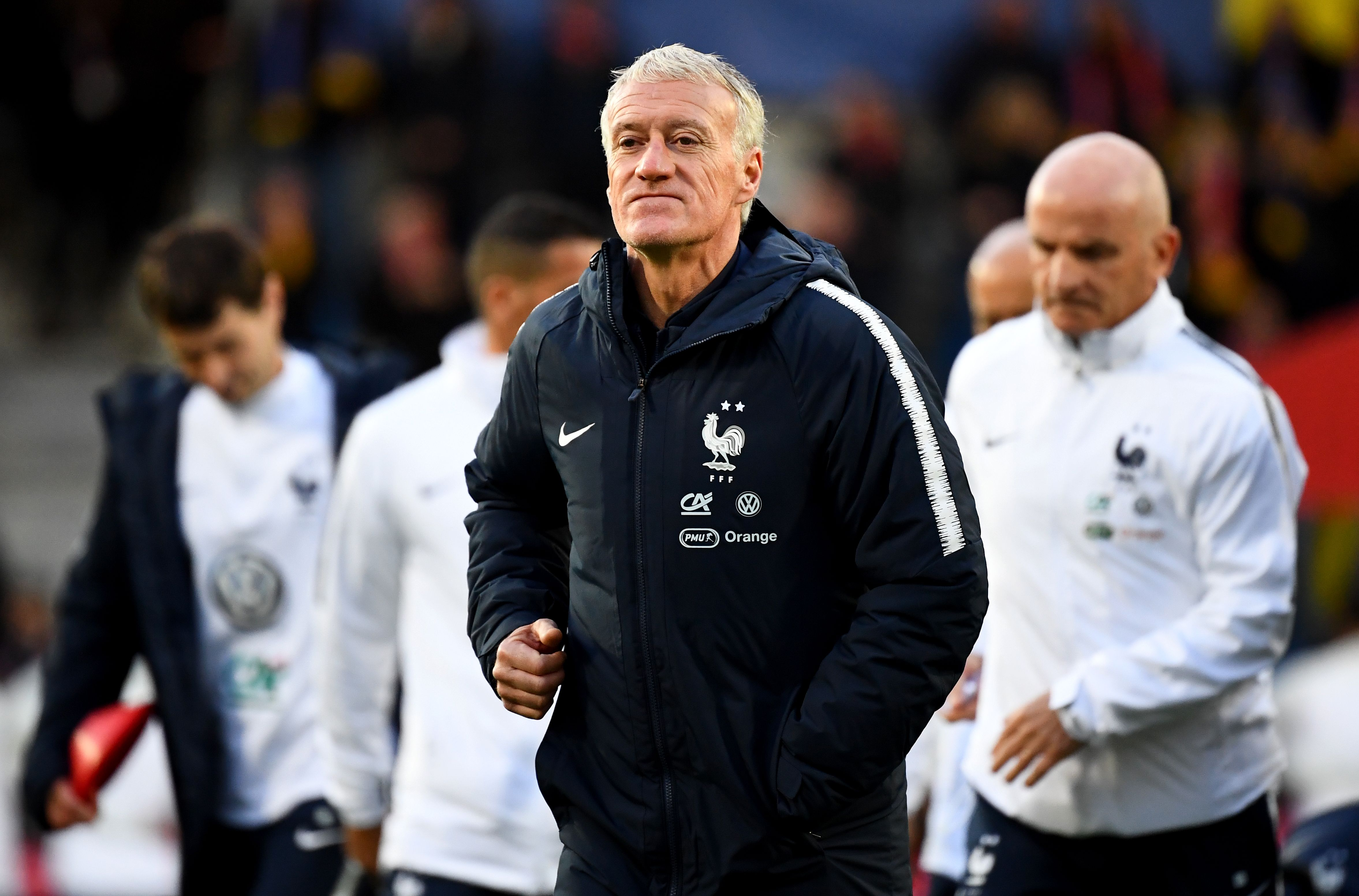 Football - Euro 2020 - Didier Deschamps : «Le groupe a bien réagi»