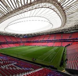Stade San Mamés (Bilbao/Espagne), 53.289 places