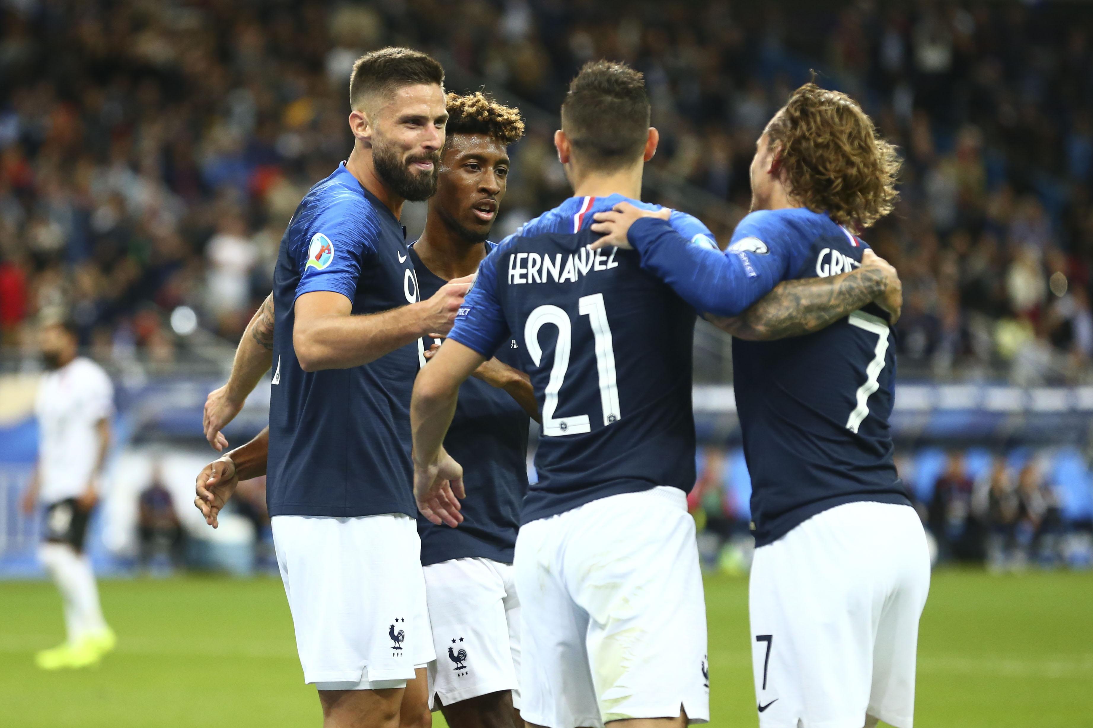 Football - Euro 2020 - Euro 2020 : où suivre France-Andorre et 5 questions sur le match