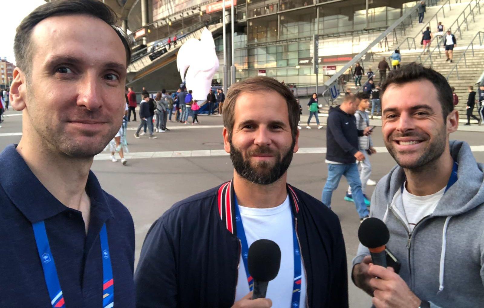 Football - Euro 2020 - France-Albanie : l'avant match avec nos envoyés spéciaux au Stade de France (vidéo)