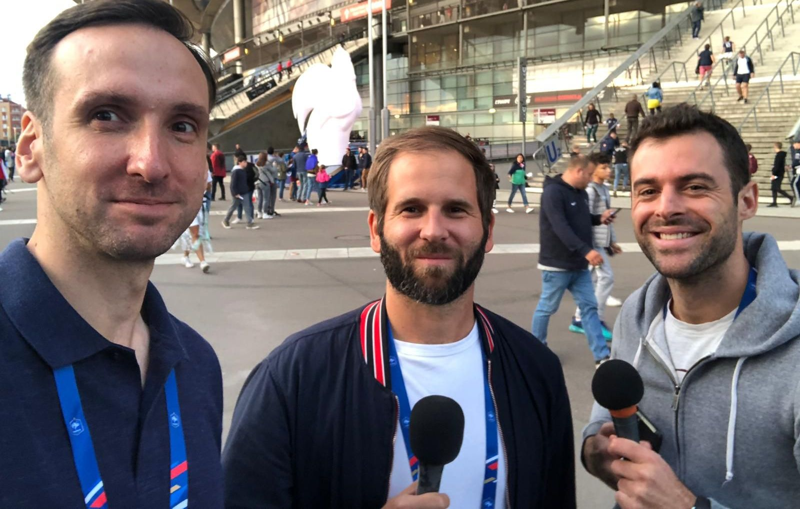 Football - Euro 2020 - France-Albanie : le débrief nos envoyés spéciaux au Stade de France (vidéo)