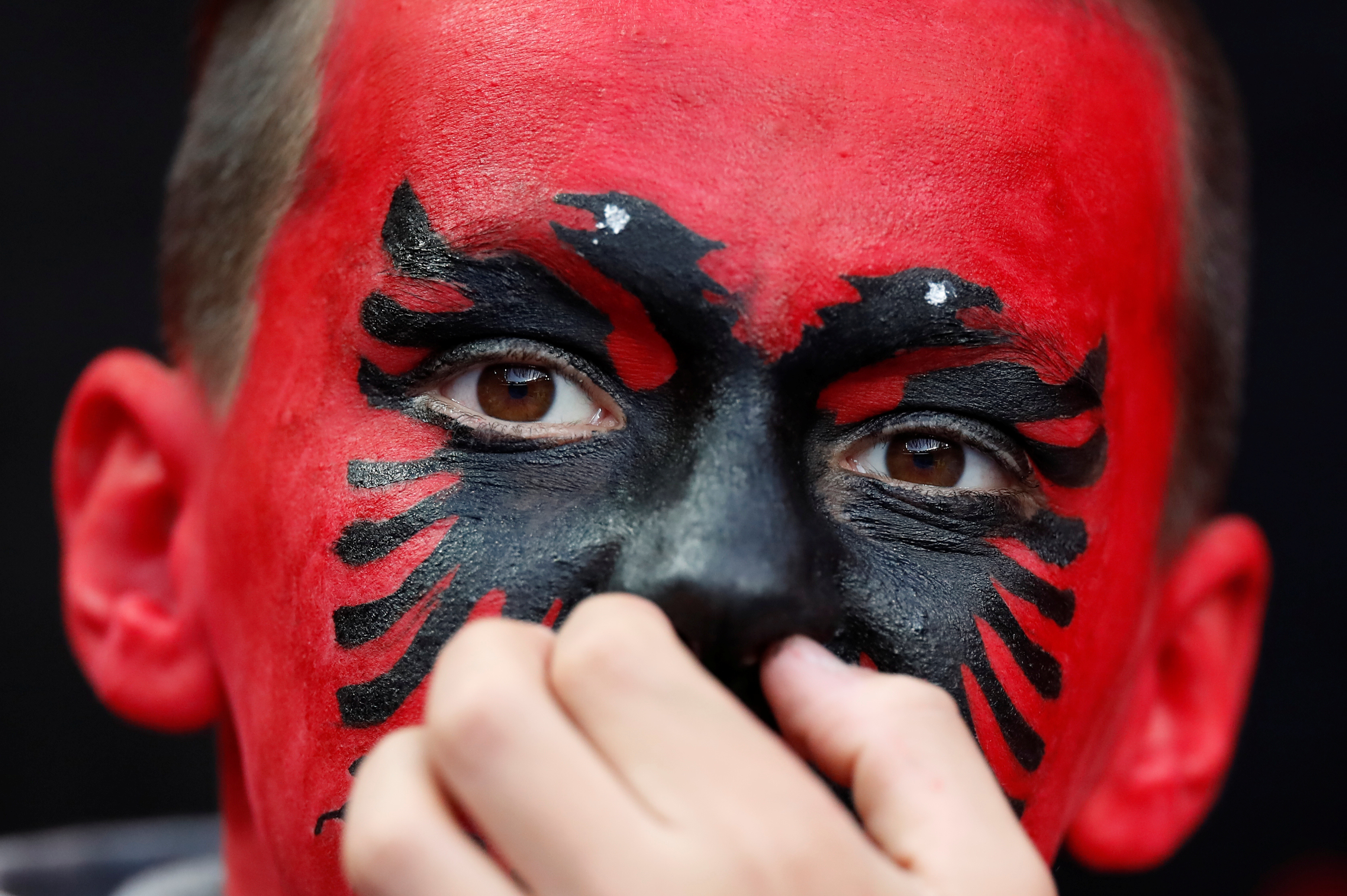 Football - Euro 2020 - ÿ France-Albanie : Quand le mauvais hymne résonne au Stade de France