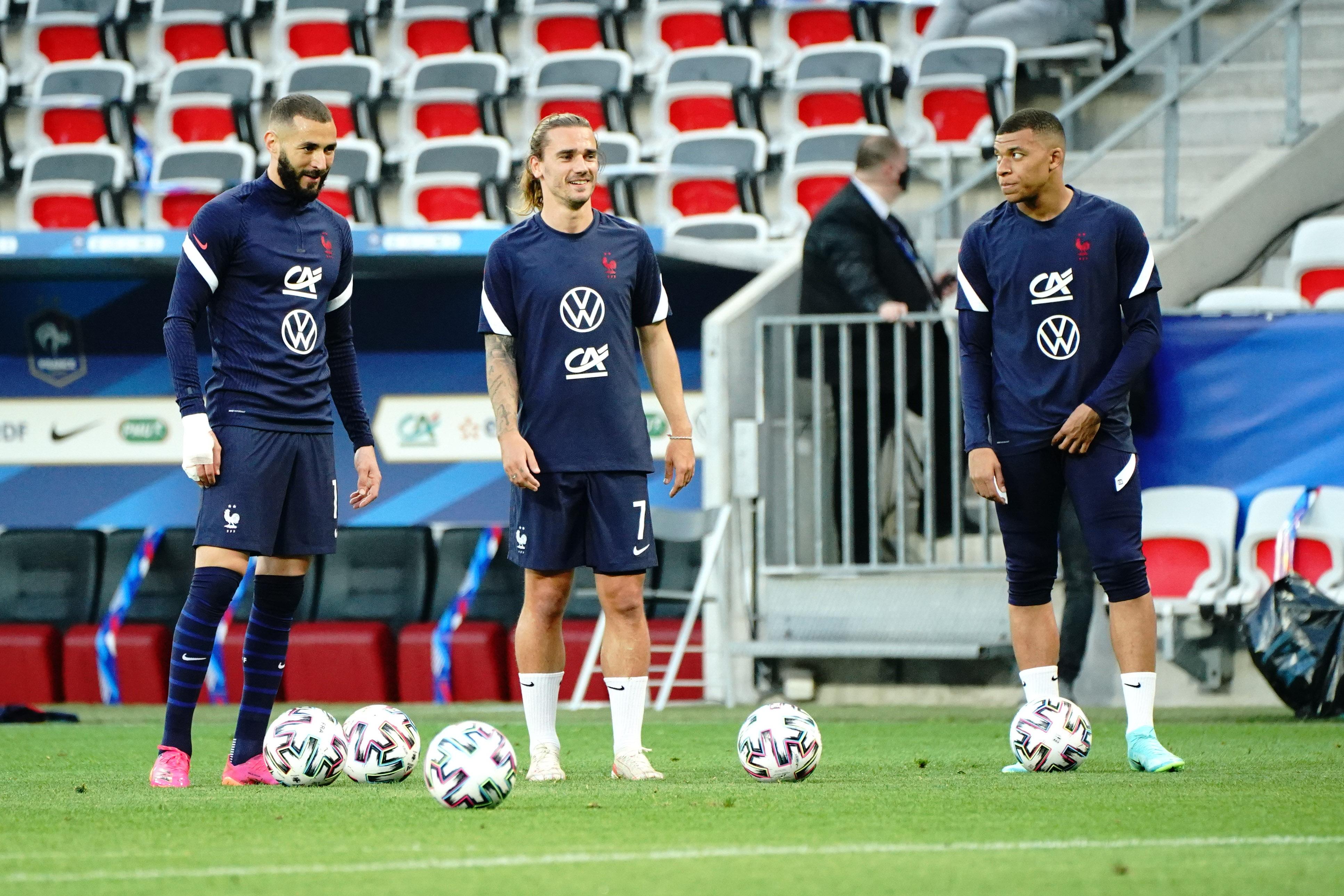 Football - Euro 2020 - France-Bulgarie : 5 questions sur l'ultime répétition des Bleus avant le grand saut