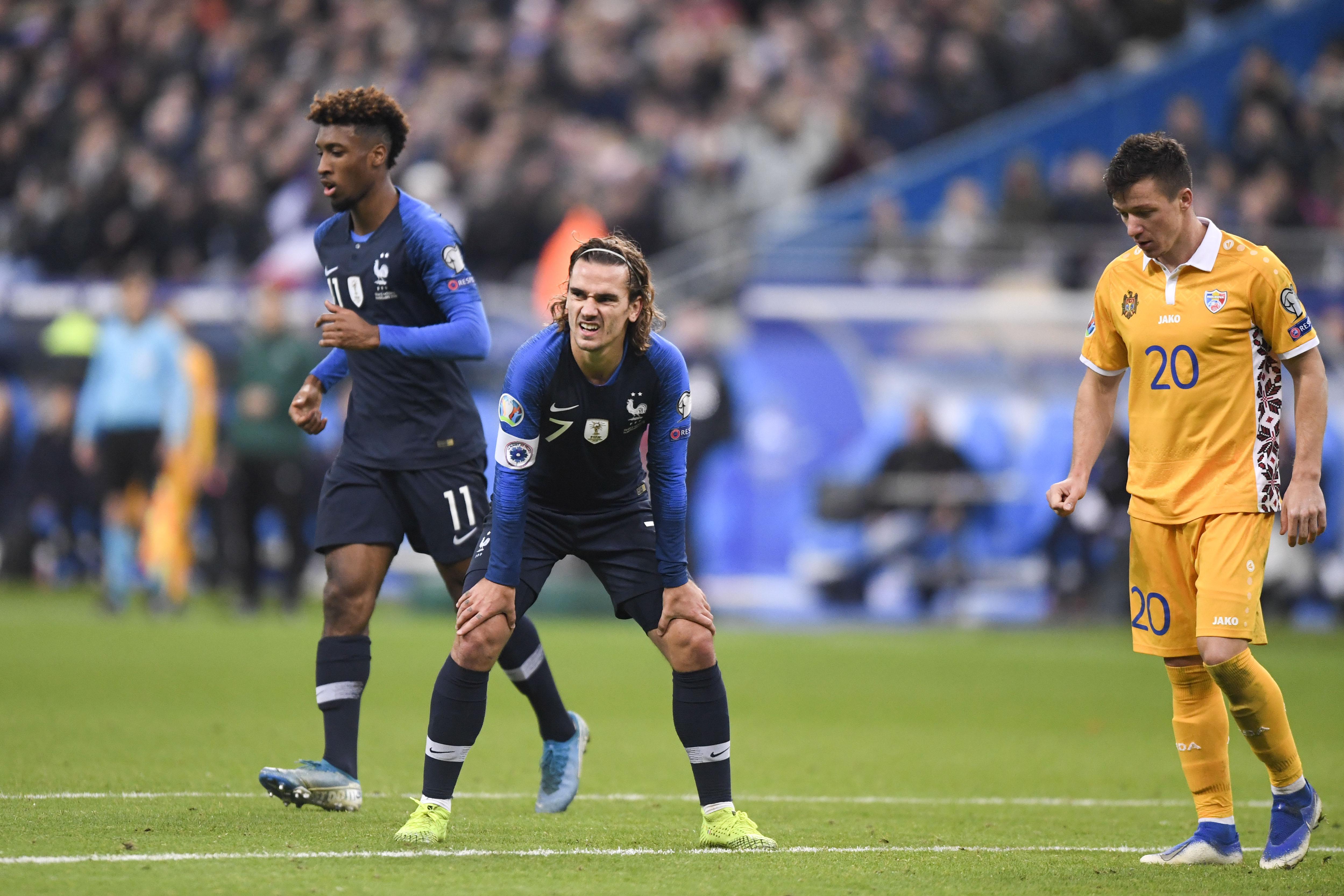 Football - Euro 2020 - Griezmann et le match raté des Bleus : «On n'était pas dedans»