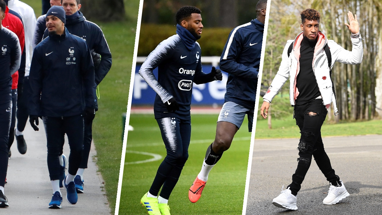 Football - Euro 2020 - Kurzawa, Lemar, Coman… Que peuvent espérer ces «revenants» en Bleu ?