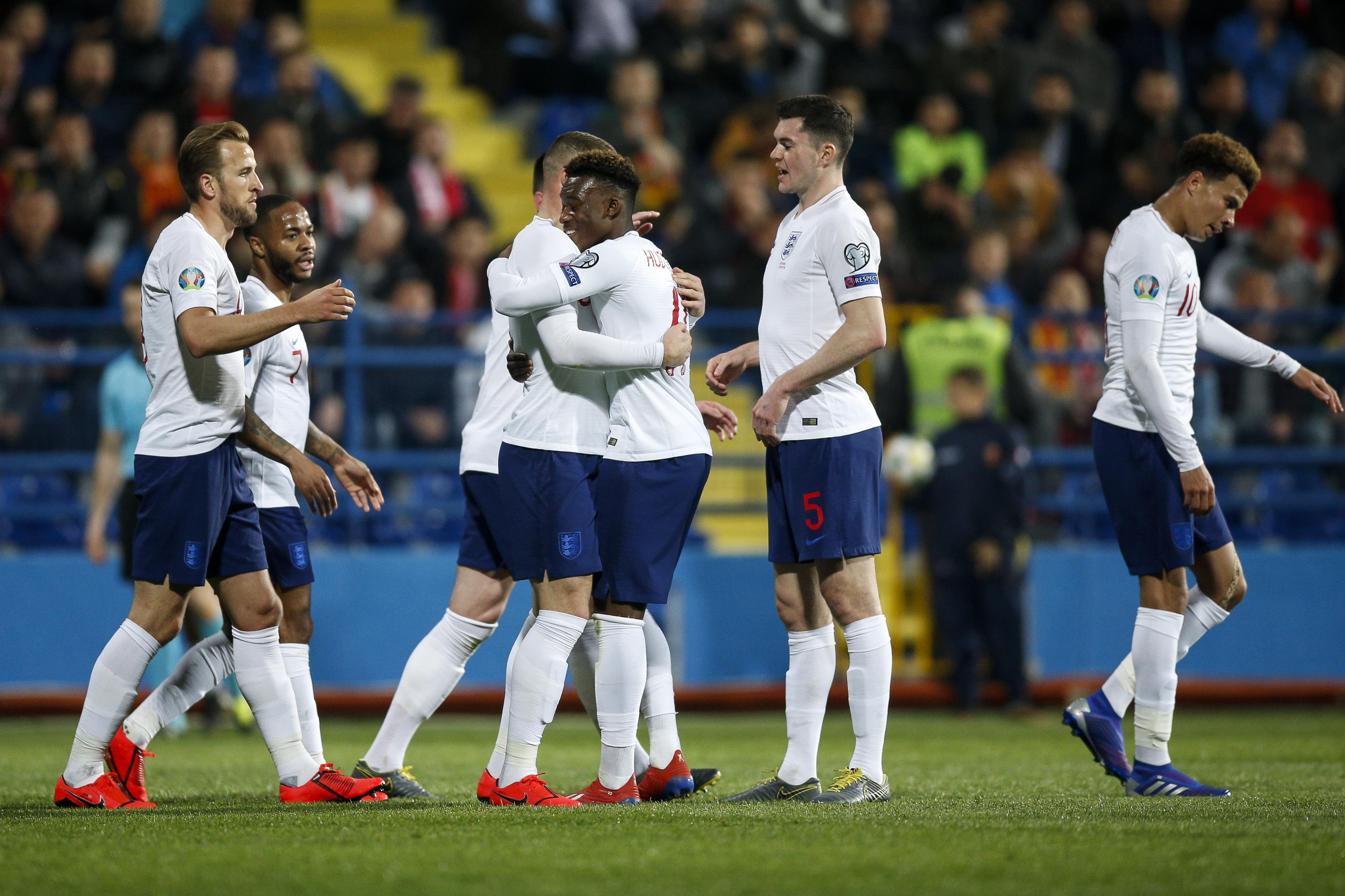 Football - Euro 2020 - L'Angleterre et sa nouvelle garde à la conquête de l'Europe
