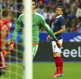 Juin 2015 : Les Diables Rouges s'amusent au Stade de France