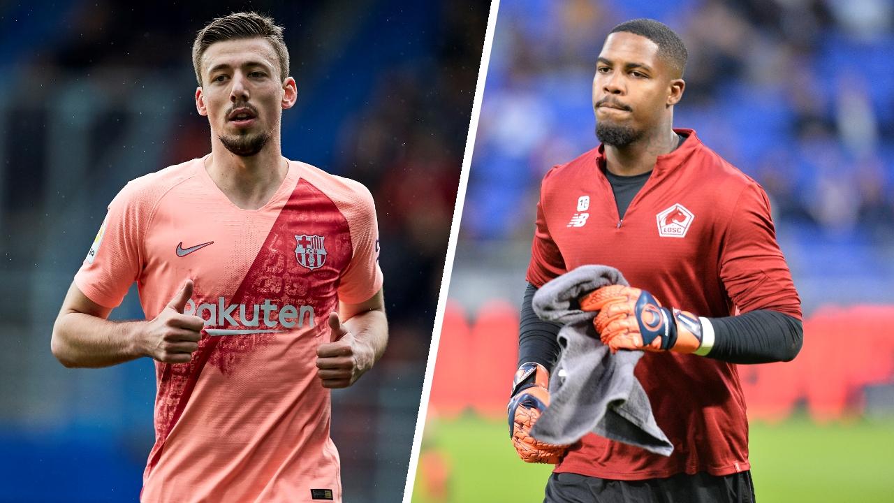 Football - Euro 2020 - Les Bleus de retour... avec Lenglet et Maignan en petits nouveaux ?