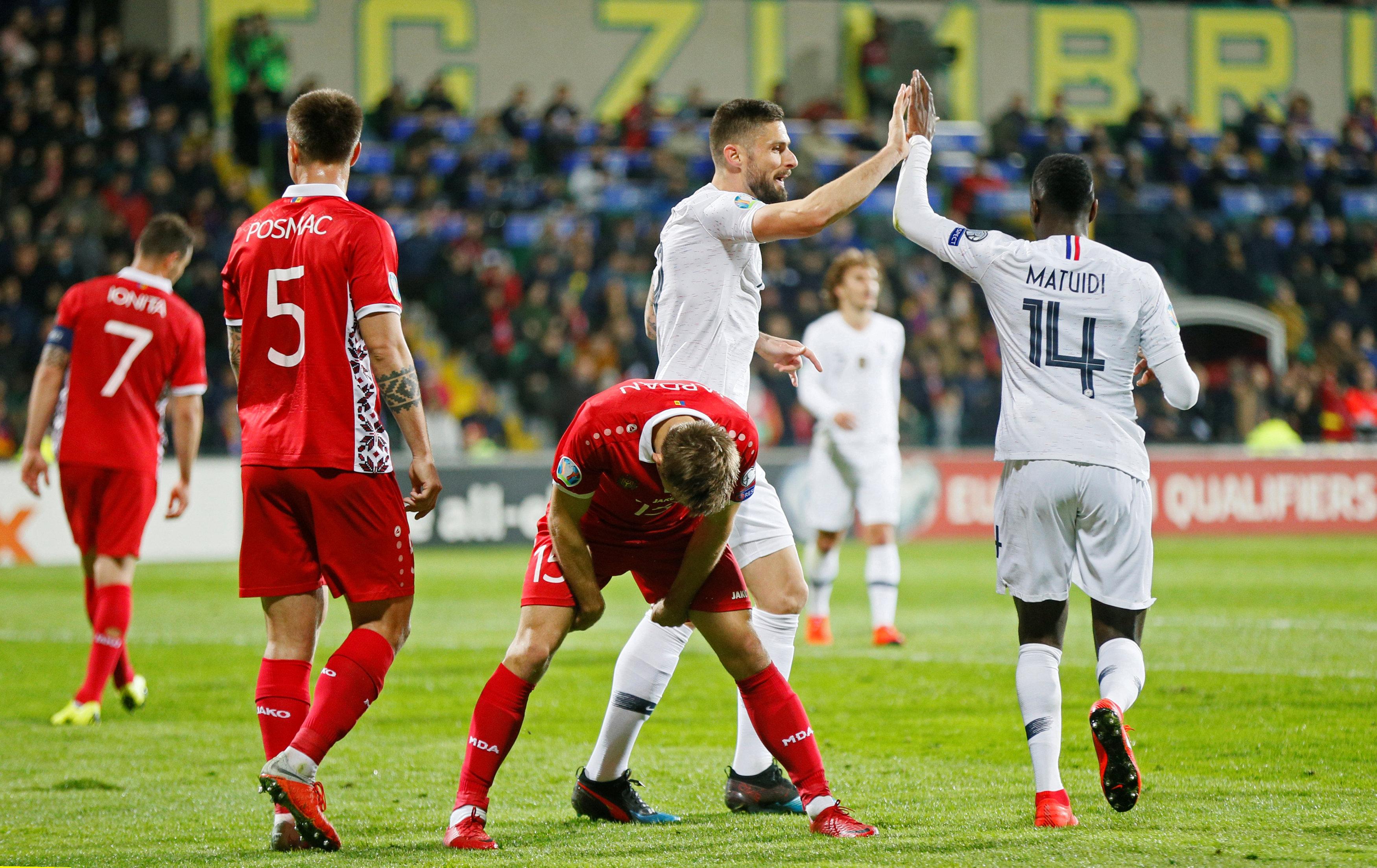 Football - Euro 2020 - Les Bleus ont «fait le job» et «c'est le principal»