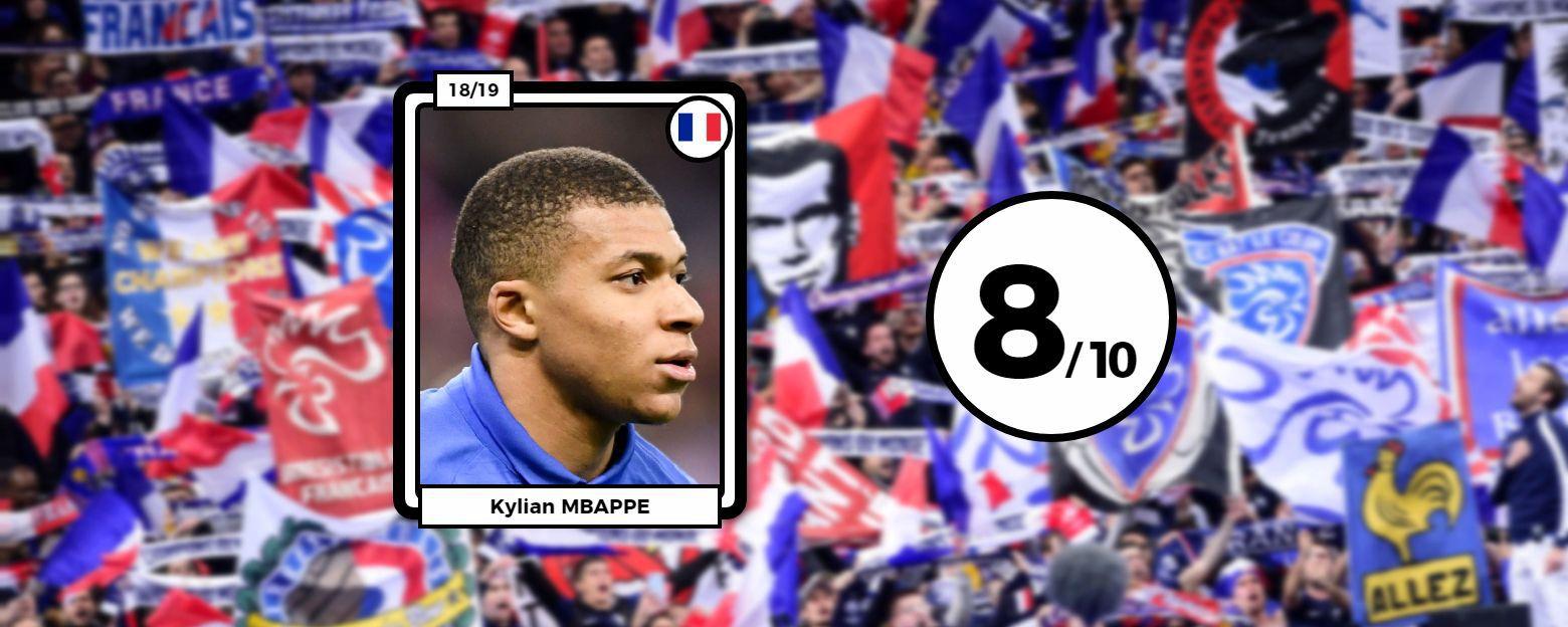 Football - Euro 2020 - Les notes des Bleus : Griezmann et Mbappé culottés, Pavard (enfin) retrouvé