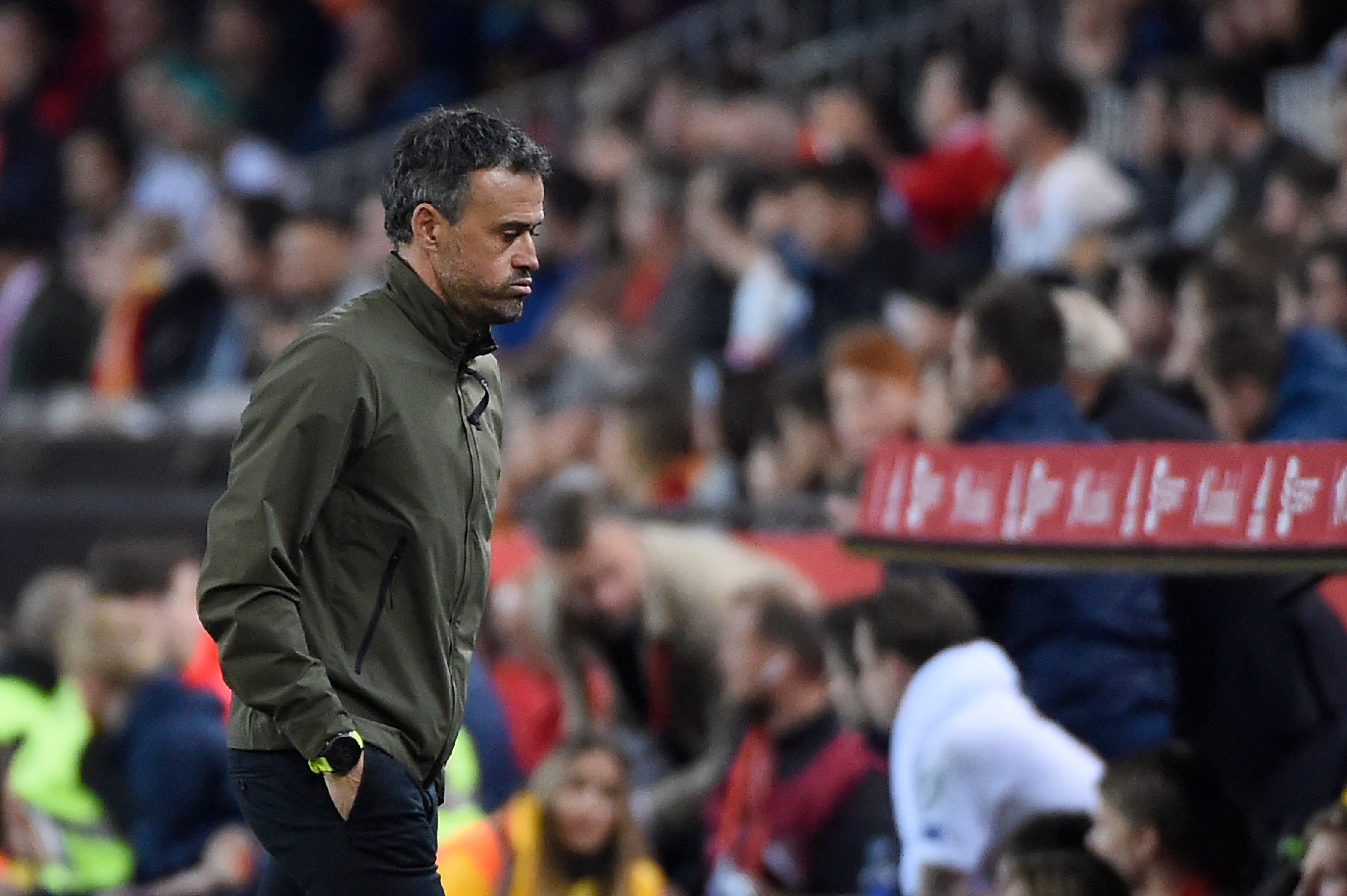 Football - Euro 2020 - Luis Enrique n'est plus le sélectionneur de l'Espagne