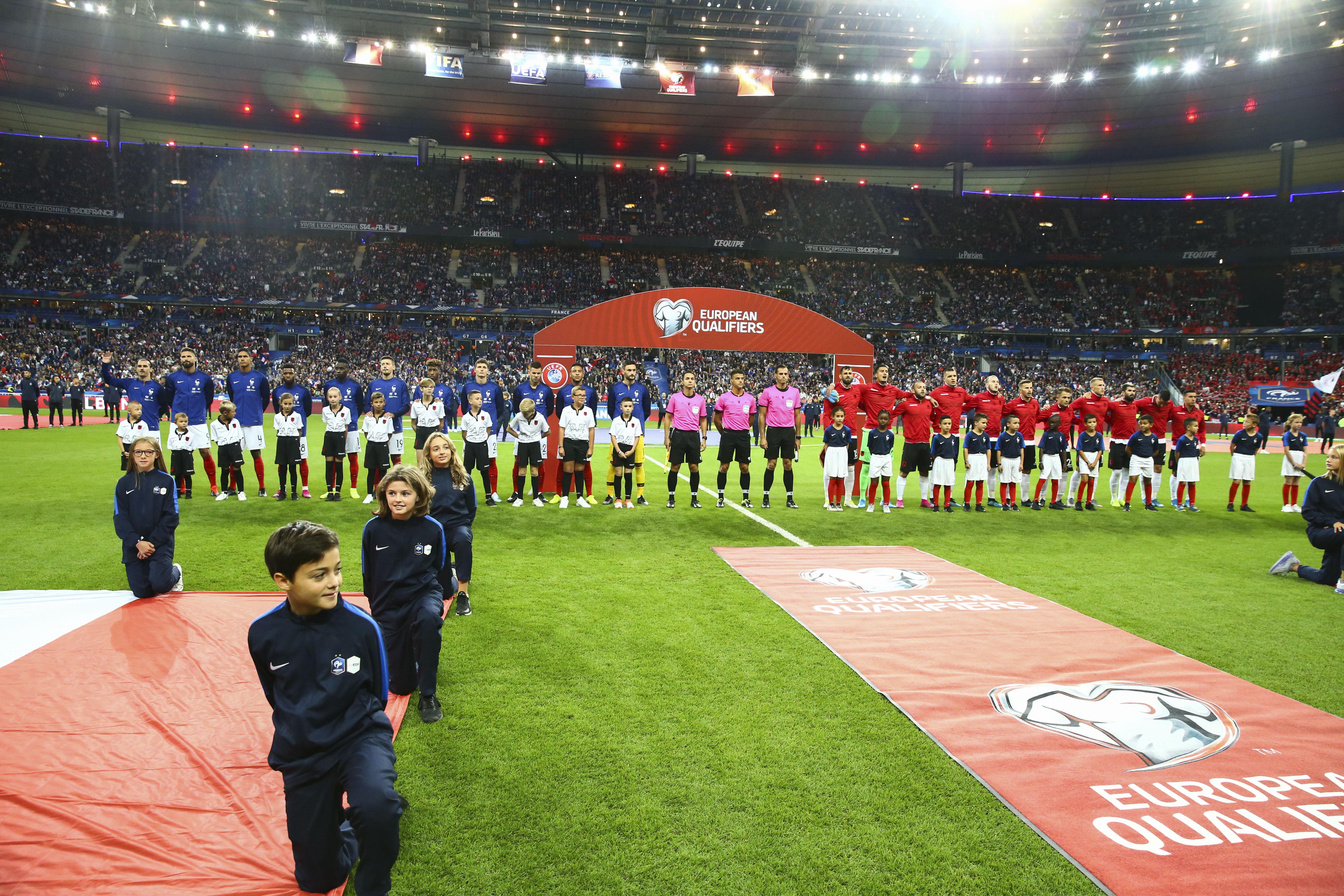Football - Euro 2020 - Max, le speaker des Bleus, sur sa bourde lors de France-Albanie : «Mon cerveau a buggé»