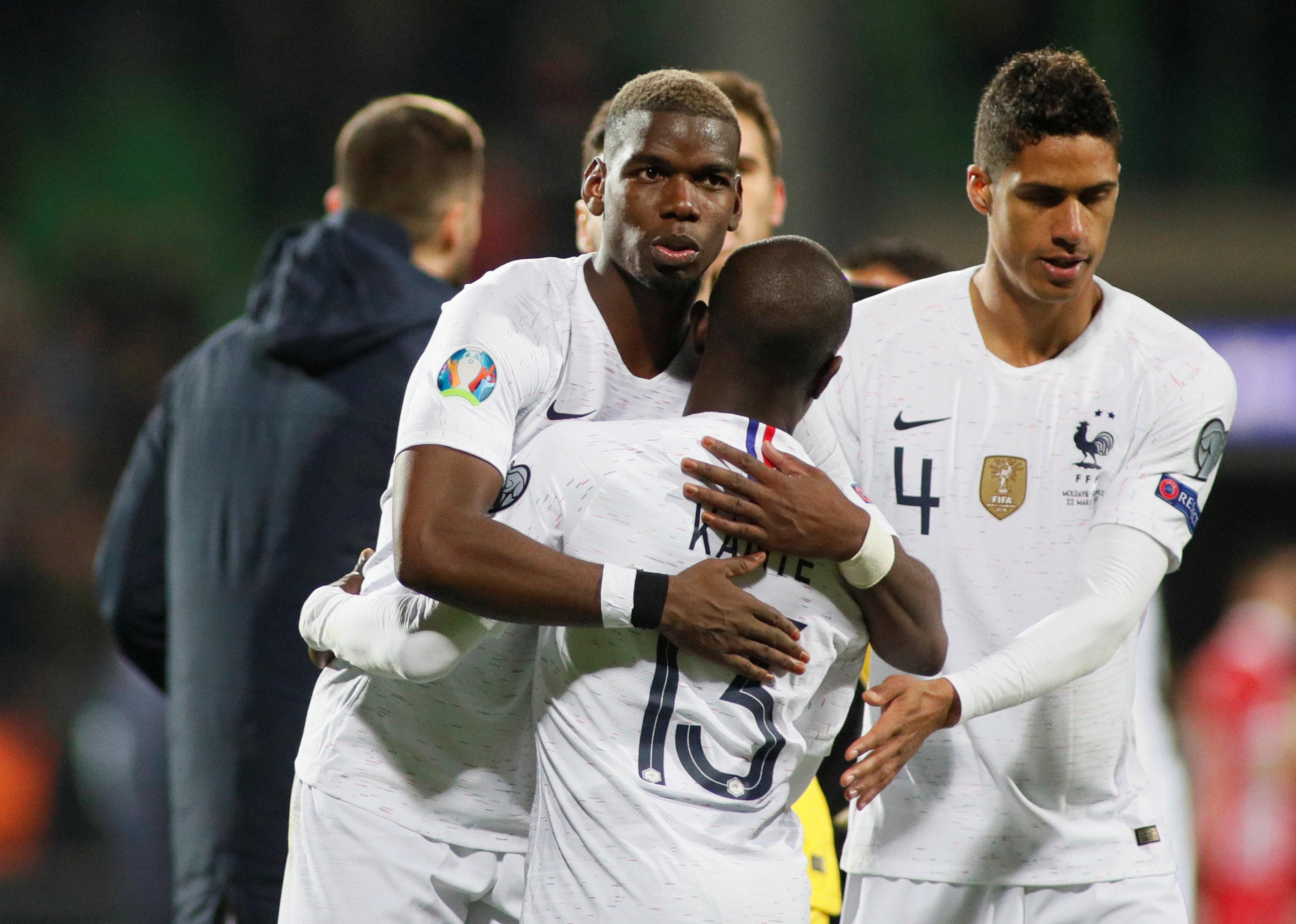 Football - Euro 2020 - Moldavie-France : Ces (petites) leçons à tirer du succès des Bleus