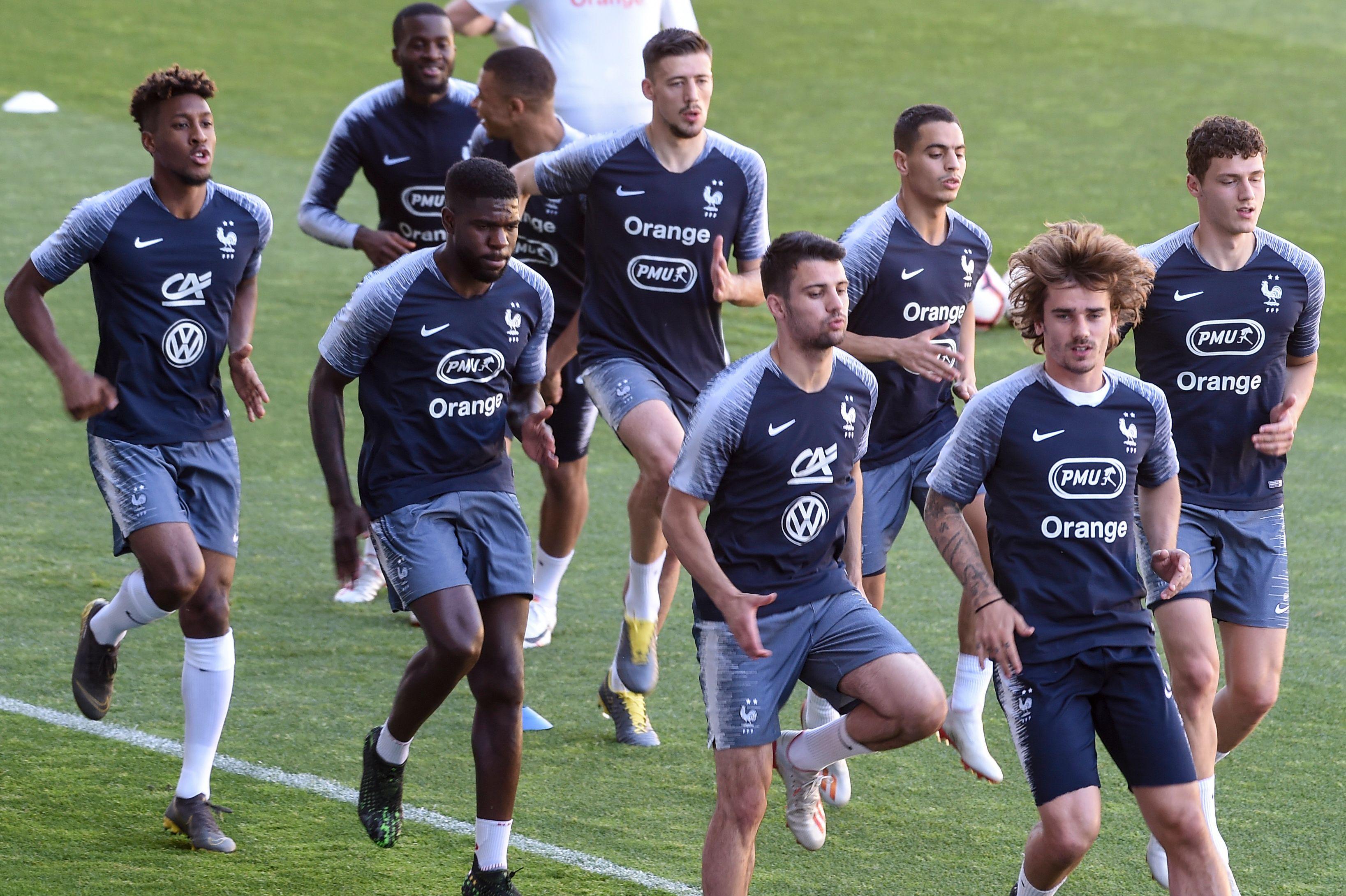 Football - Euro 2020 - Où voir France-Bolivie et autres questions sur le match amical des Bleus