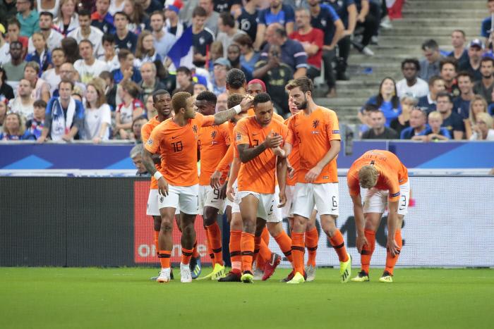 Football - Euro 2020 - Portés par les jeunes, les Pays-Bas reviennent en grâce avant le choc face à l'Allemagne
