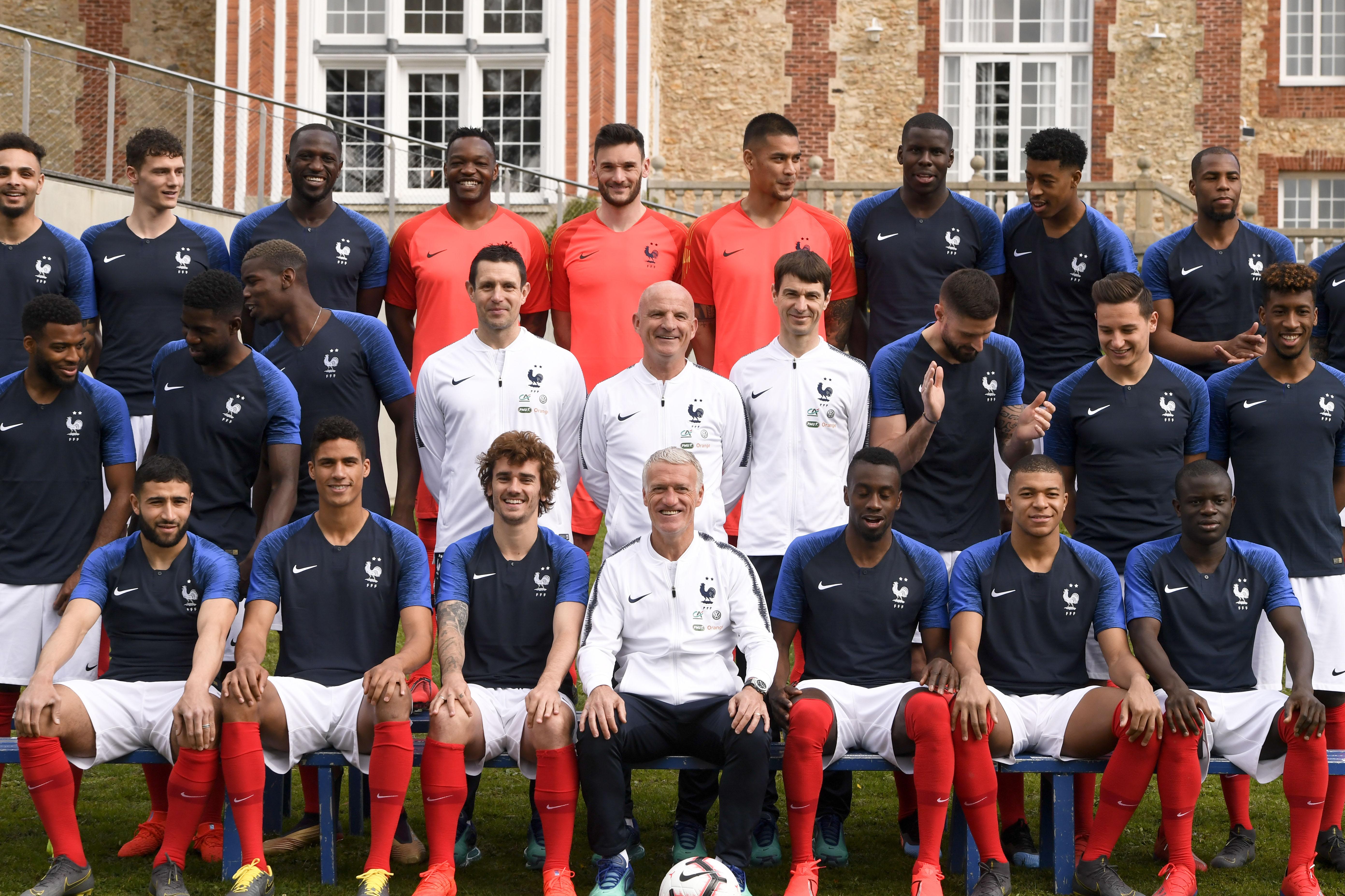 Football - Euro 2020 - «Vous allez gagner le match contre le virus»: le message touchant des Bleus envers les soignants