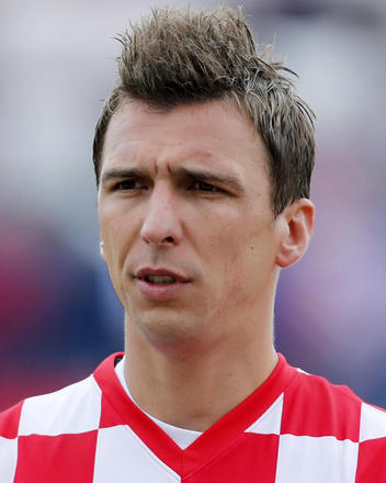 mario mandzukic croatie fiches joueurs football. Black Bedroom Furniture Sets. Home Design Ideas