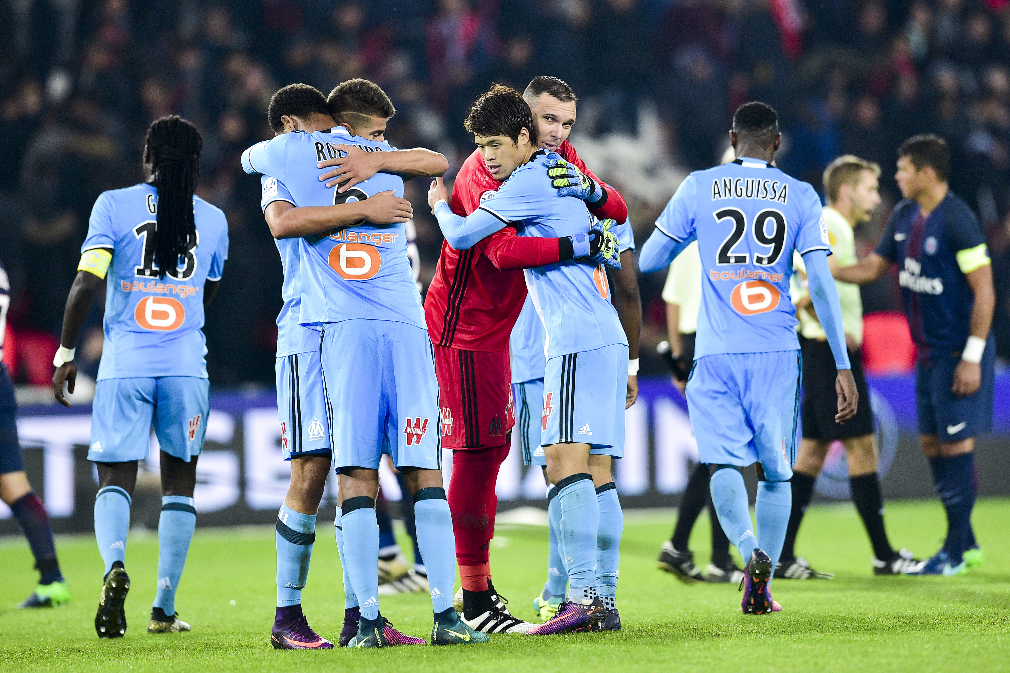 Football - Ligue 1 - 10 jours qui changent tout pour l'OM ?