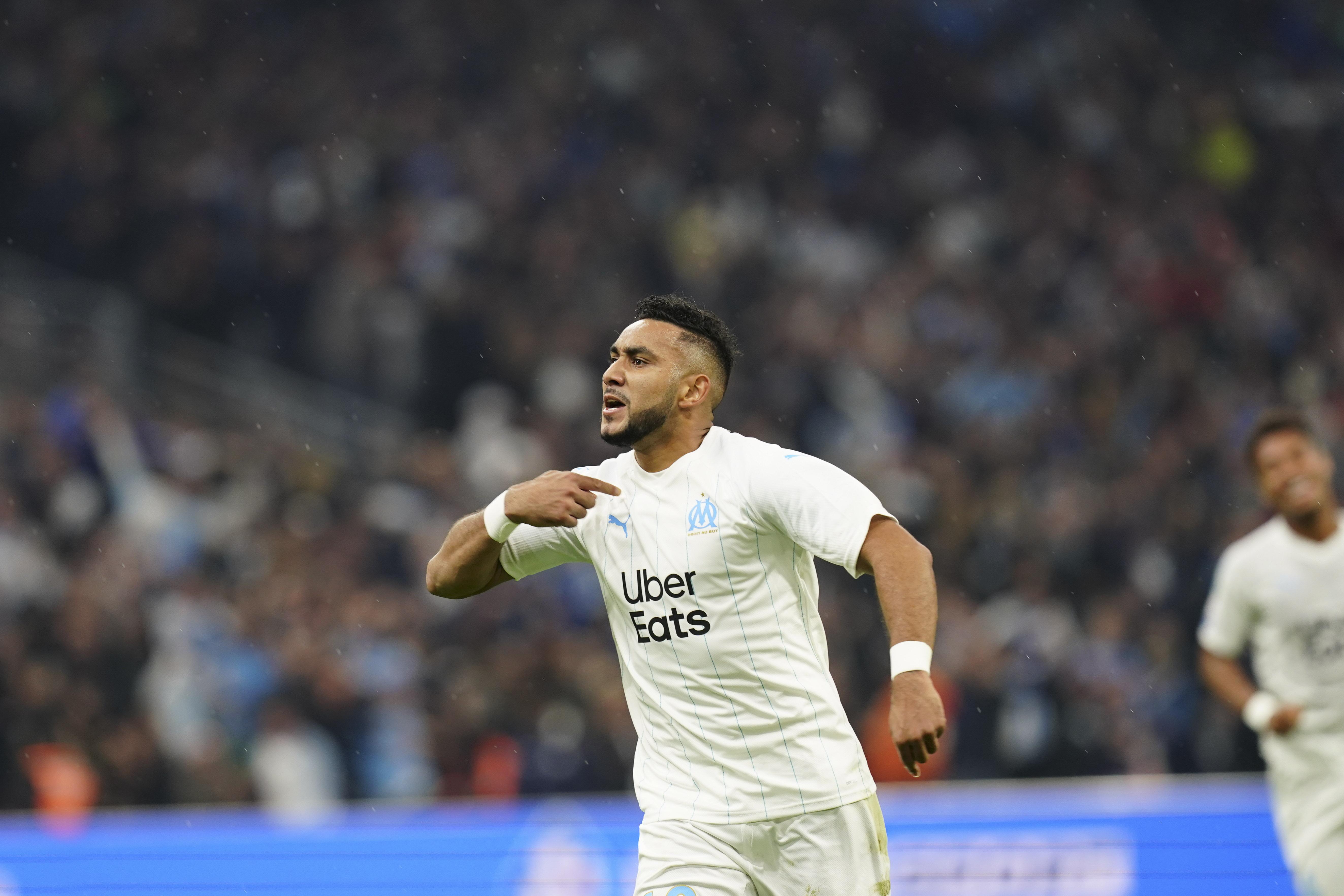 Football - Ligue 1 - 200e match avec l'OM : le top 5 des buts de Dimitri Payet sous le maillot olympien