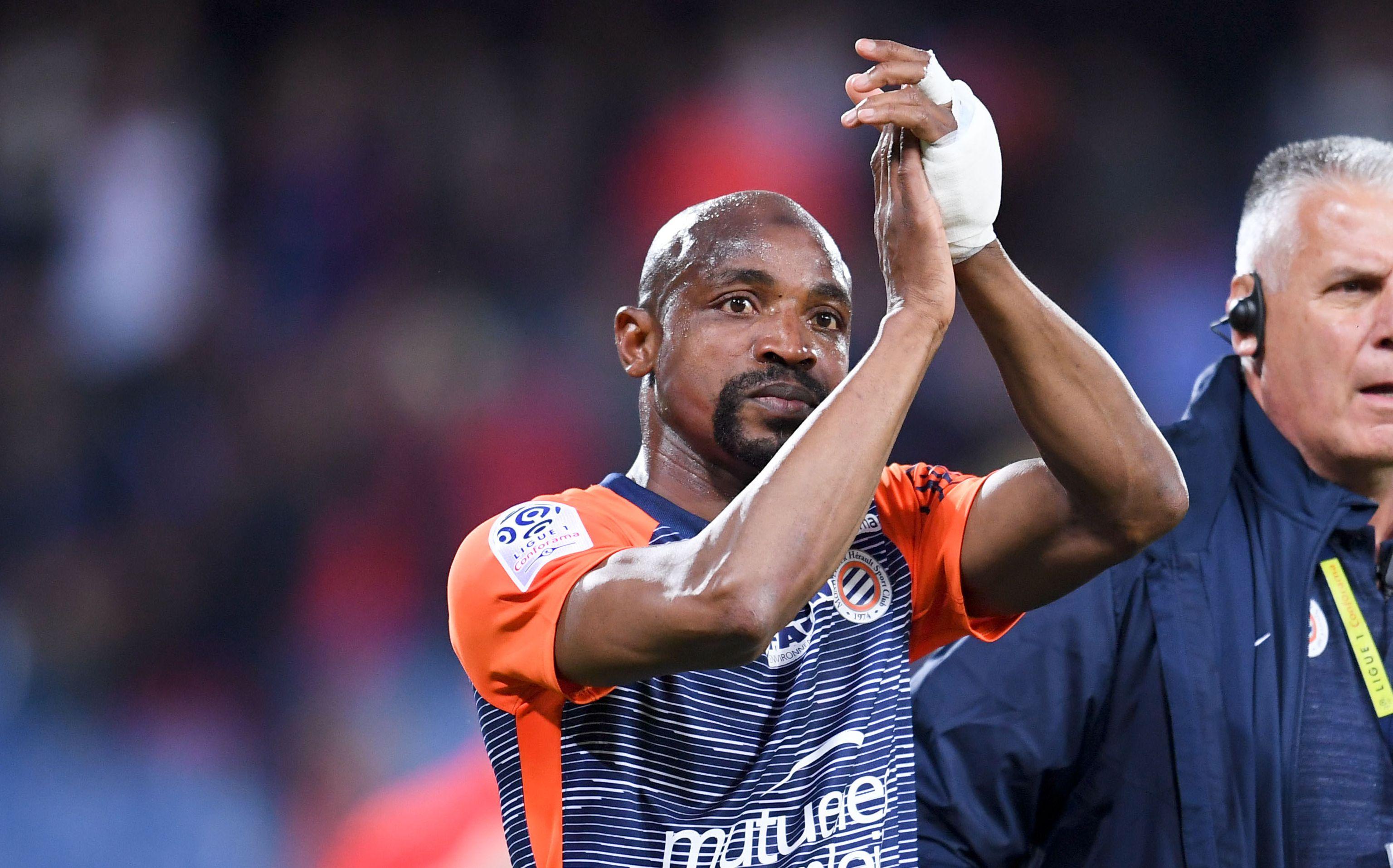 Football - Ligue 1 - A 36 ans, Camara prolonge le plaisir à Montpellier