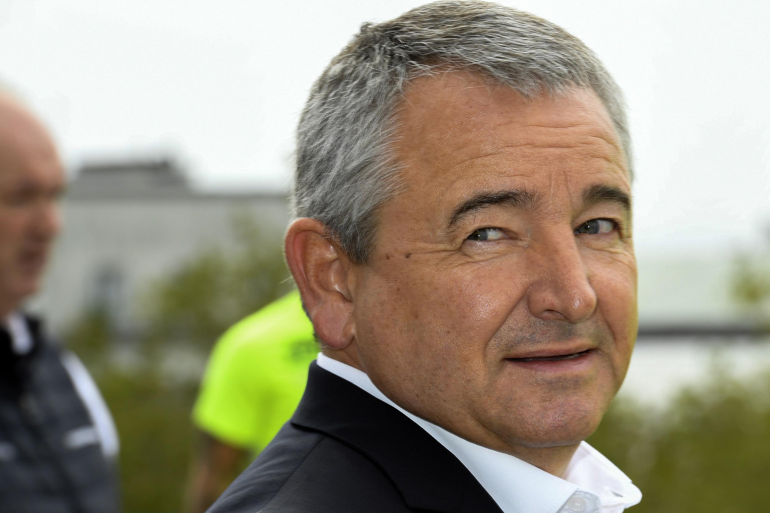 Football - Ligue 1 - A contre-courant, le président de Brest estime que «le Championnat doit s'arrêter»