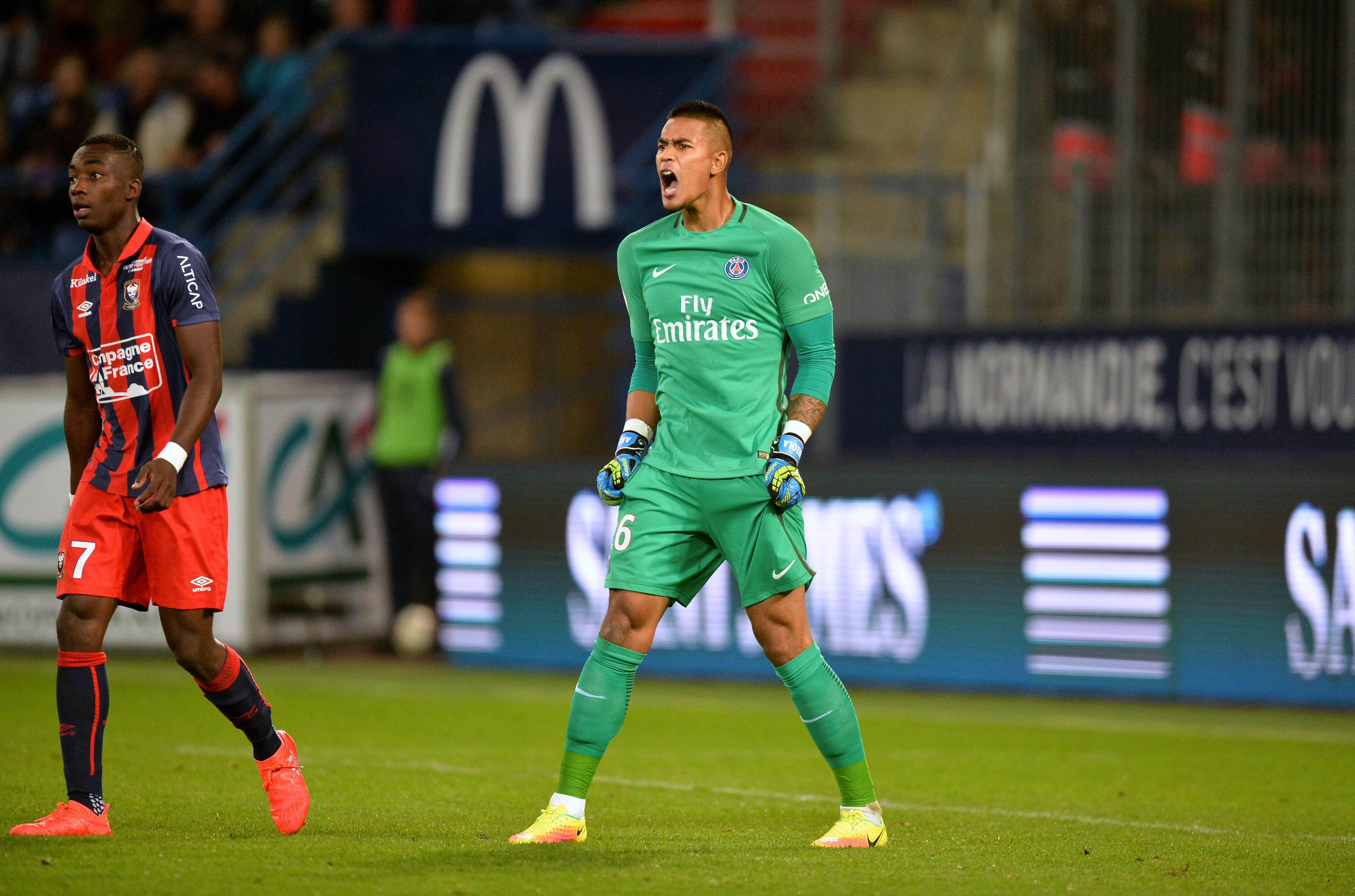 Football - Ligue 1 - Alphonse Areola en a fini avec le costume de doublure