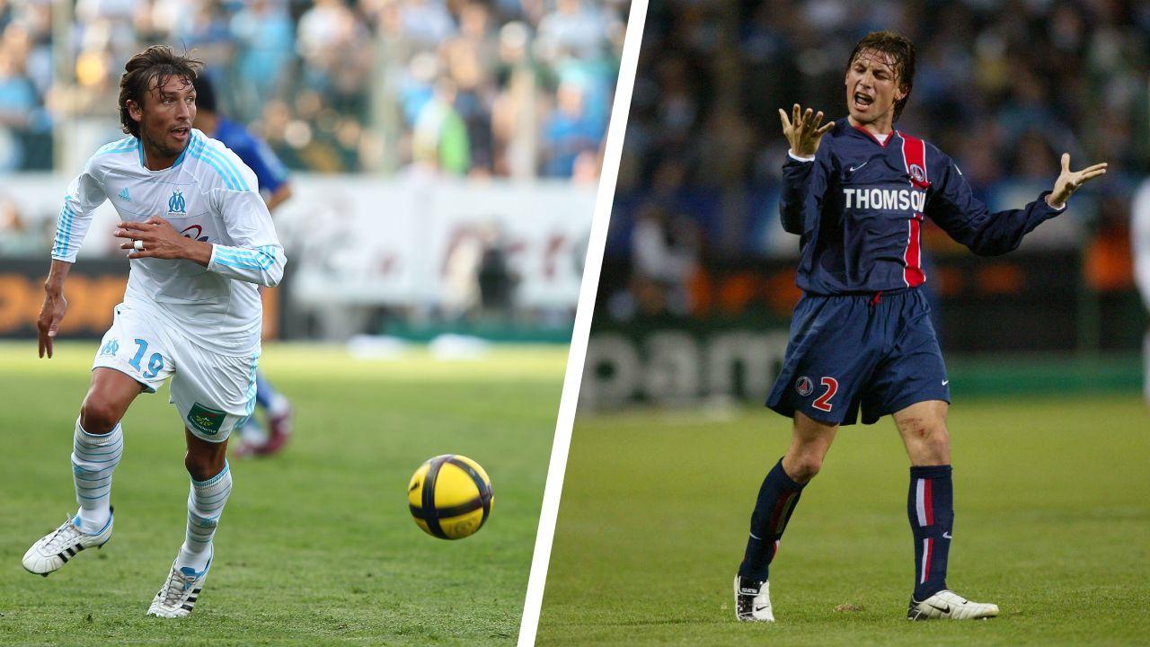 Football - Ligue 1 - Anaconda, fax, traîtrise... L'abécédaire subjectif des joueurs passés par le PSG et l'OM