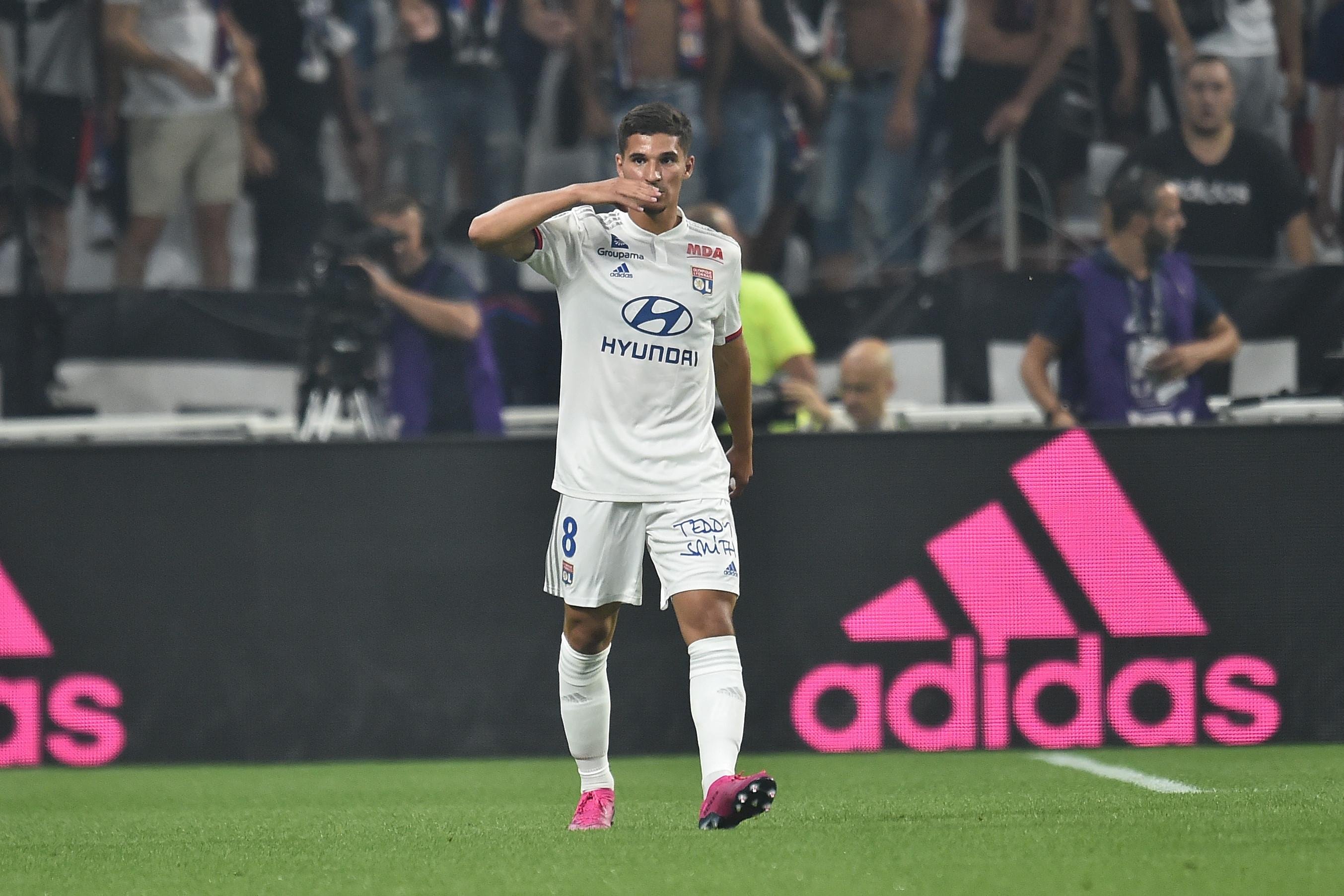 Football - Ligue 1 - Aouar après le carton de l'OL : «Un match complet du début à la fin»