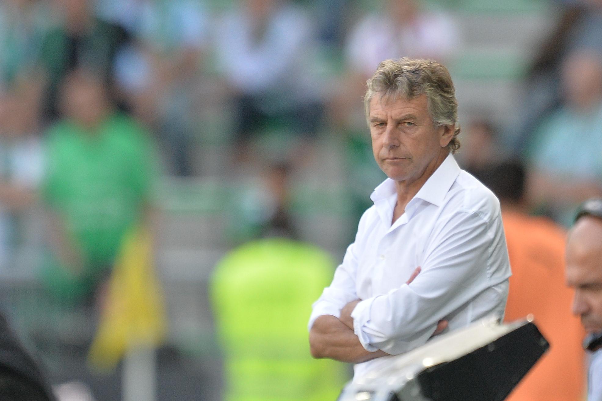Football - Ligue 1 - Après 5 questions, Gourcuff quitte la conférence de presse