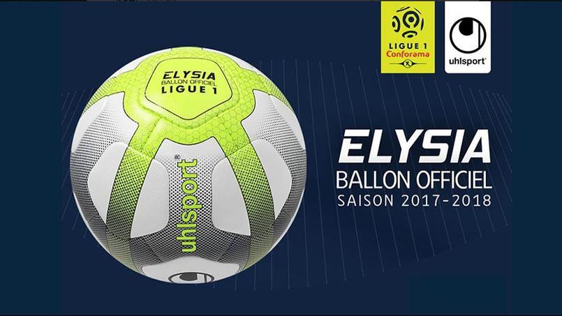 Football - Ligue 1 - Arc de Triomphe, prix, vert pomme : les secrets du nouveau ballon de la L1