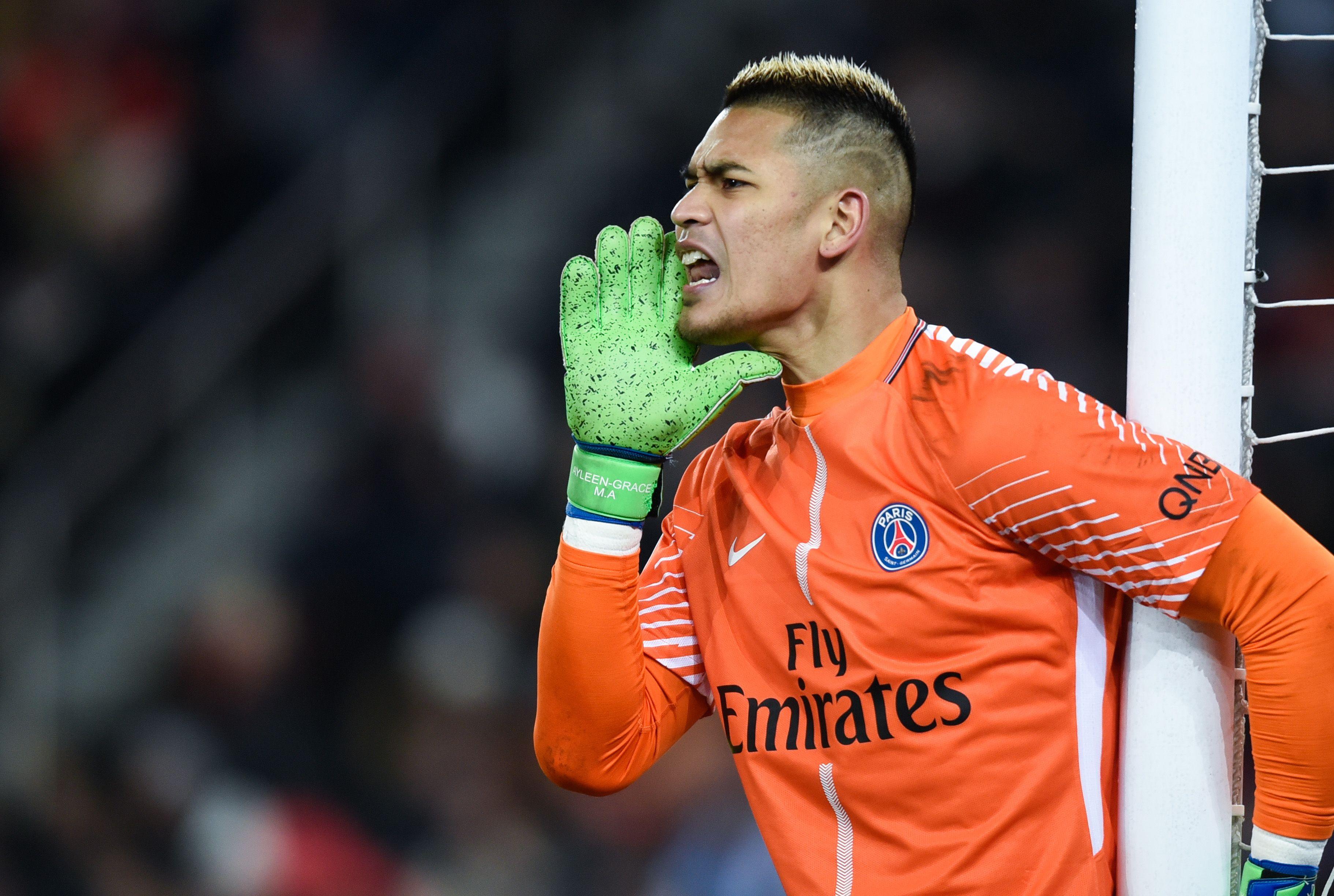 Areola    U00abc U0026 39 Est Normal Que L U0026 39 On S U2019inqui U00e8te  Neymar Est Un Joueur Important U00bb - Ligue 1
