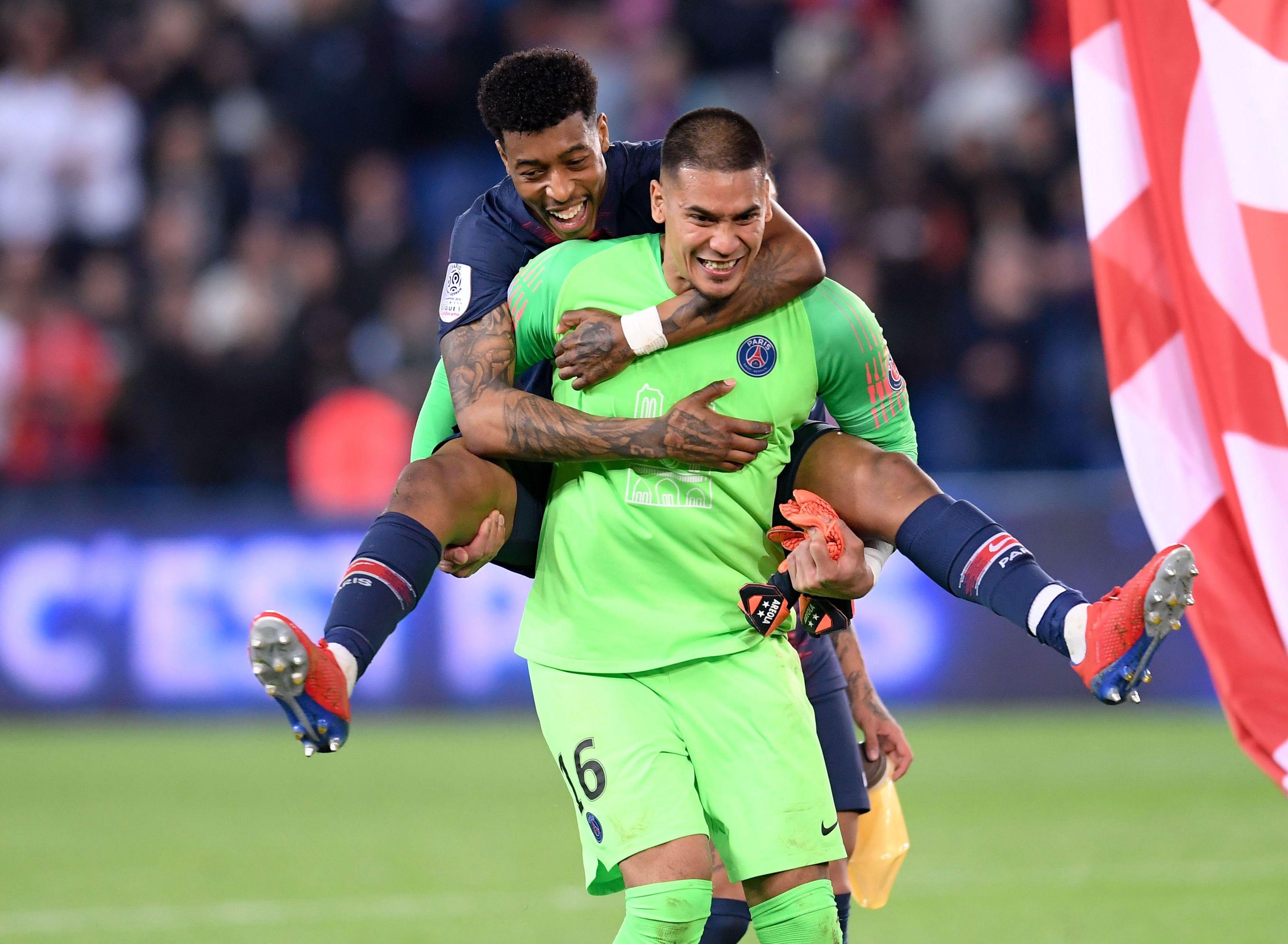 Football - Ligue 1 - Areola : «On ne banalise pas ce titre de champion de France»