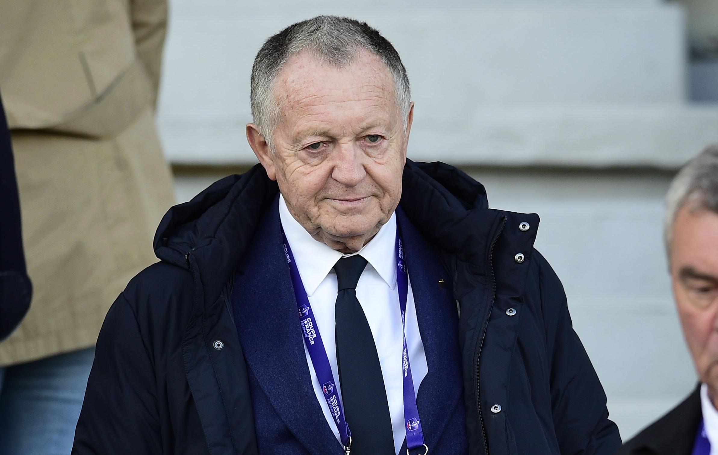 Football - Ligue 1 - Arrêt de la L1 : Aulas espère une décision judiciaire en mai pour ses deux recours