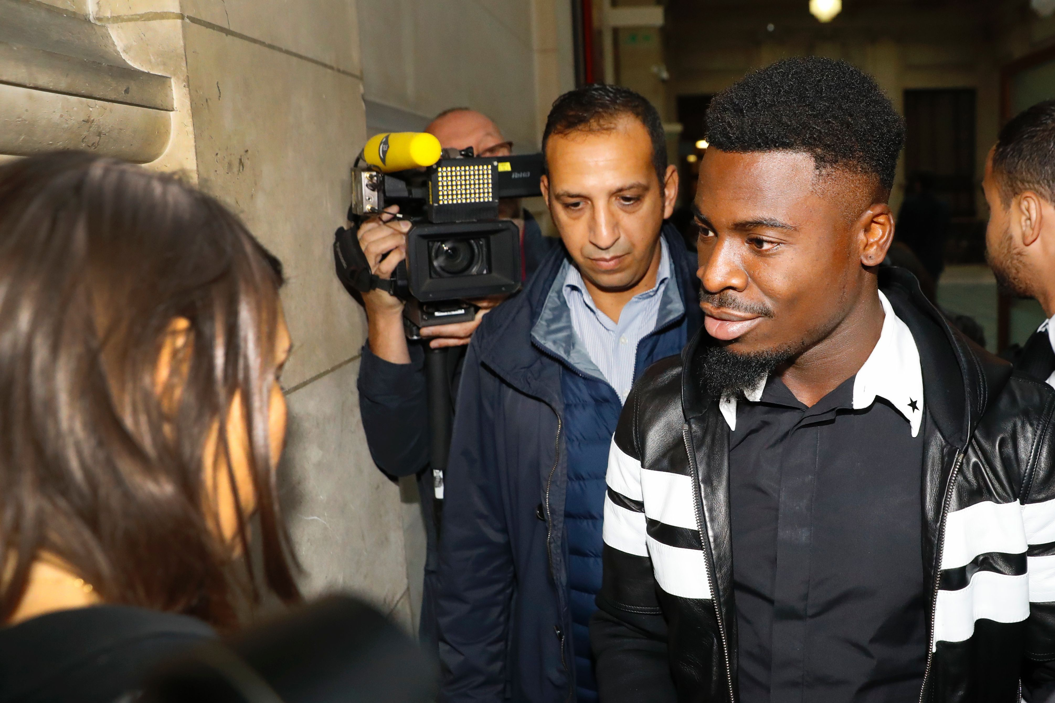 Football - Ligue 1 - Altercation avec la police : Aurier condamné à deux mois de prison ferme