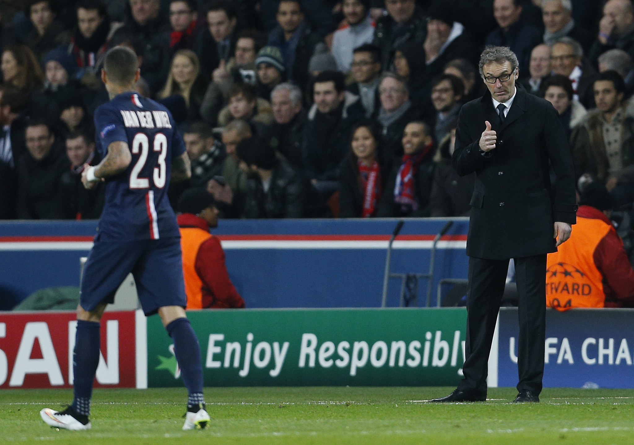 Football - Ligue 1 - Aurier, «Manque de respect», Blanc : Van der Wiel ne regrettera pas Paris