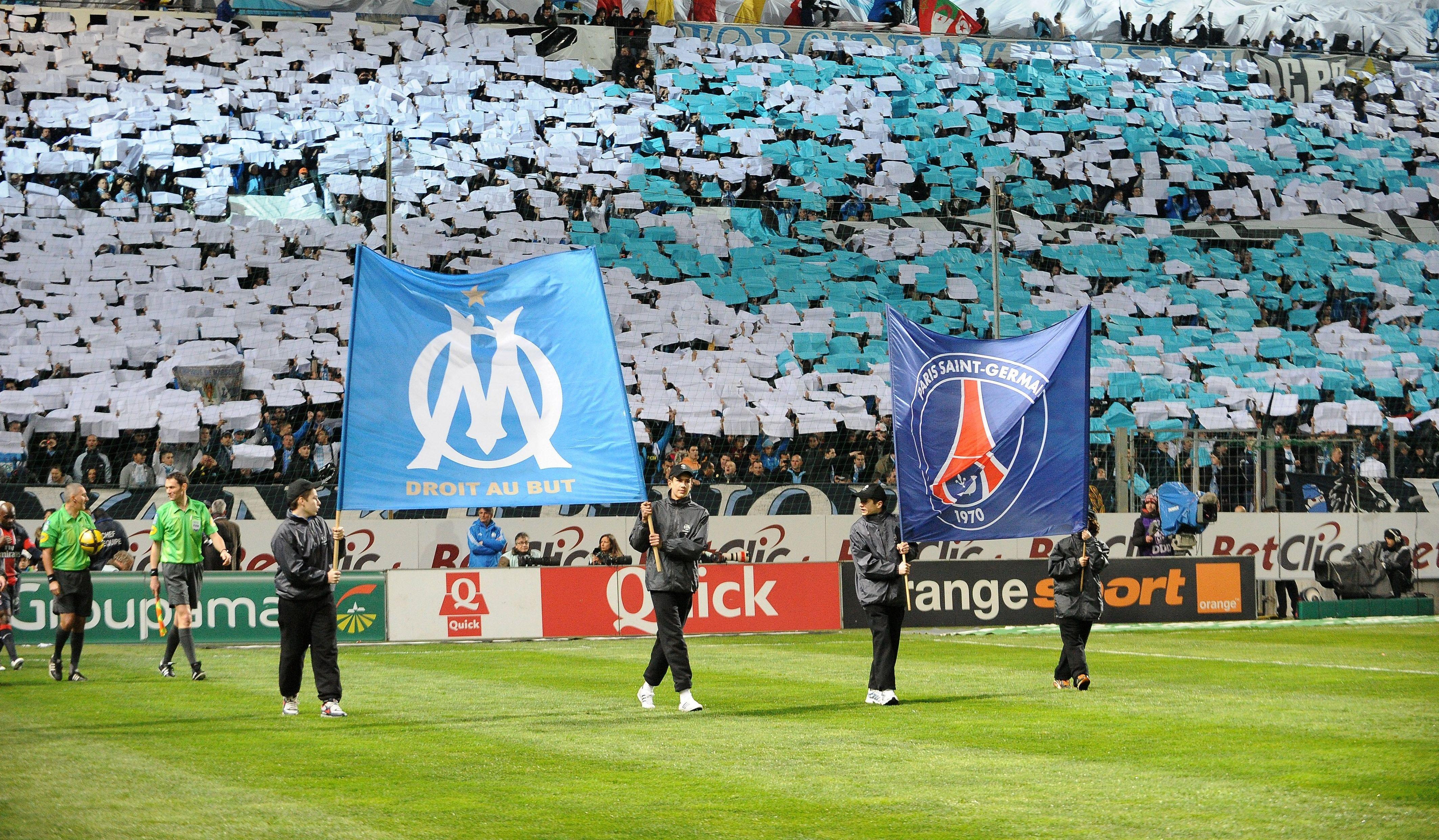 Football - Ligue 1 - Fumigène, laser, bombe agricole : l'OM met en garde ses supporters avant le Classique face au PSG