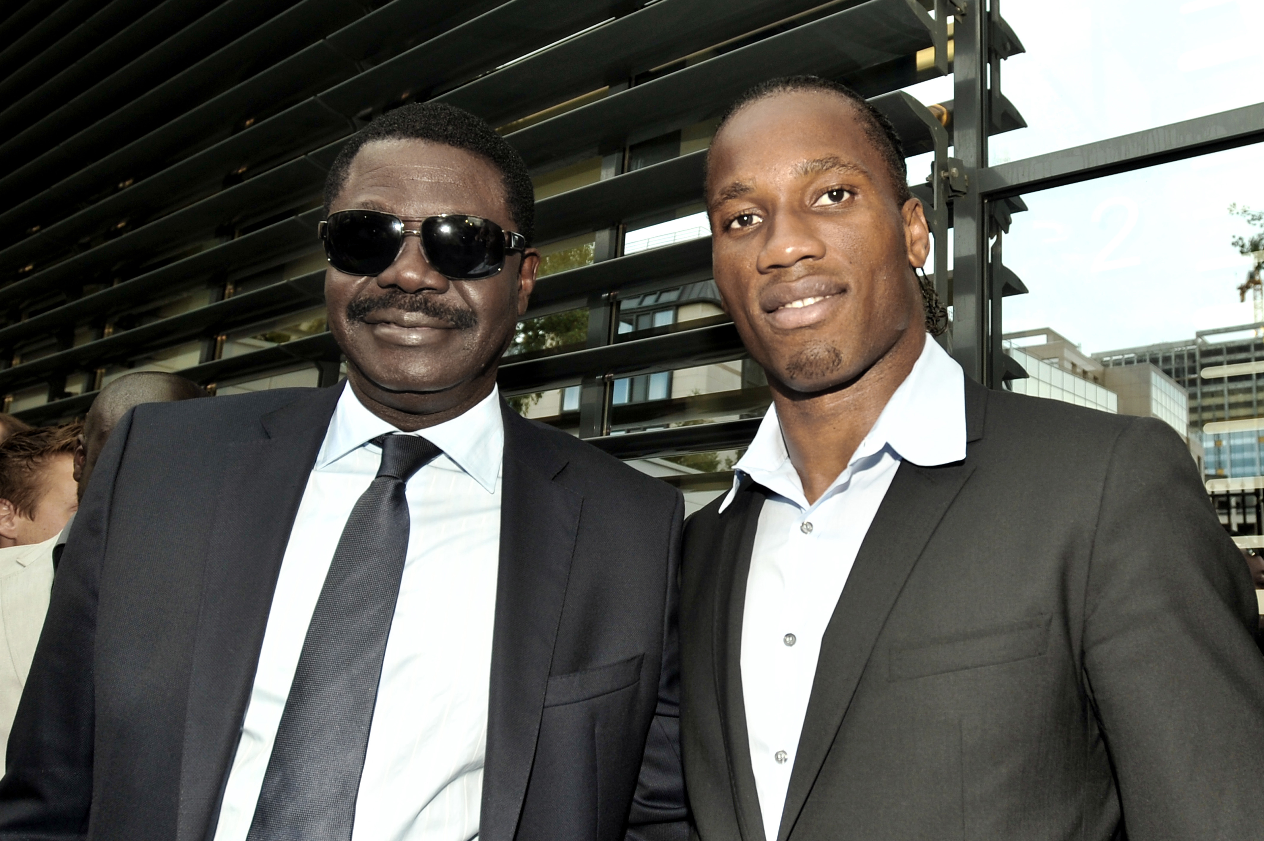 Football - Ligue 1 - Avec l'agent de joueurs Pape Diouf, la parole était d'or