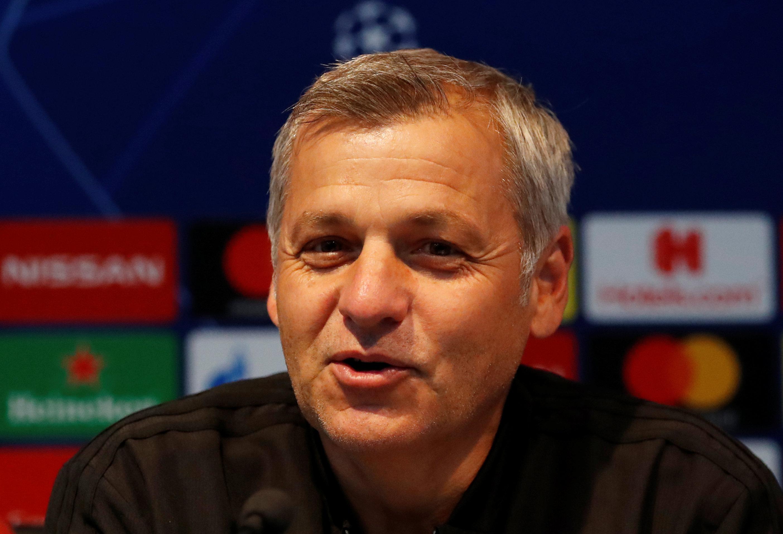 Football - Ligue 1 - Avec l'exploit de Manchester, Genesio s'est offert un peu de répit