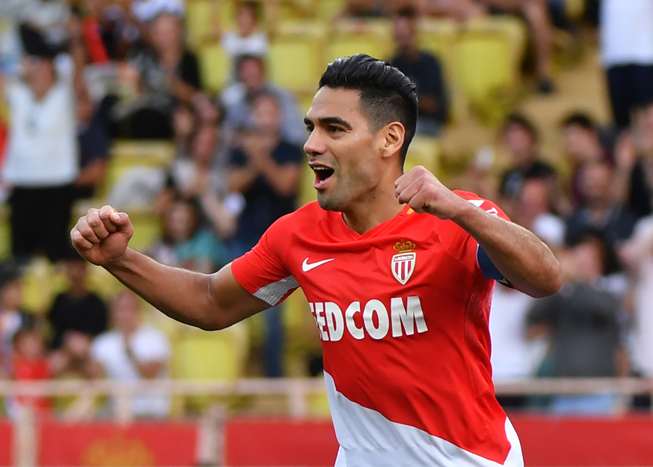 Football - Ligue 1 - Avec un Falcao inarrêtable, Monaco peut voir venir