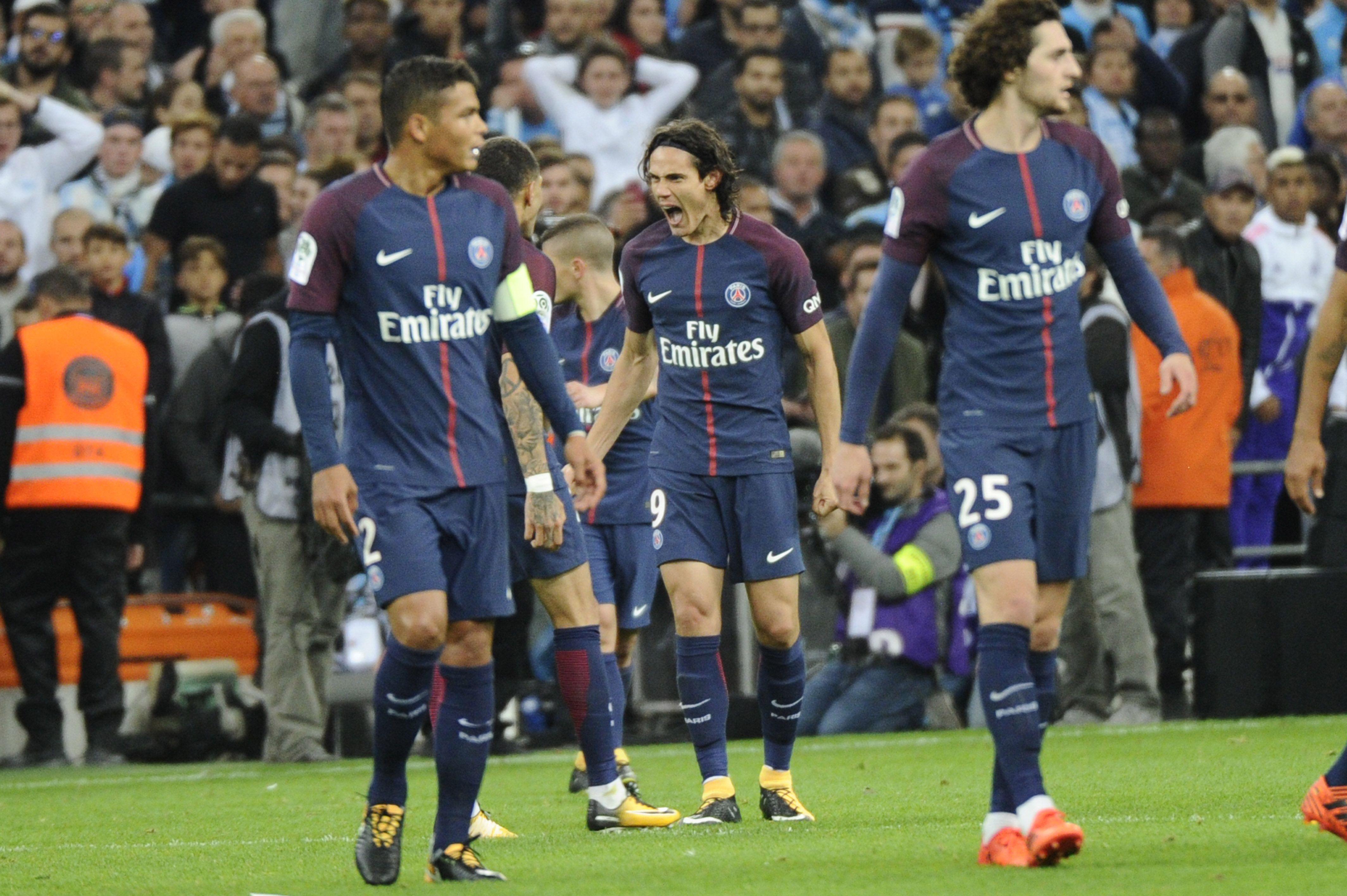 Football - Ligue 1 - Avertissement sans frais pour un petit Paris à Marseille