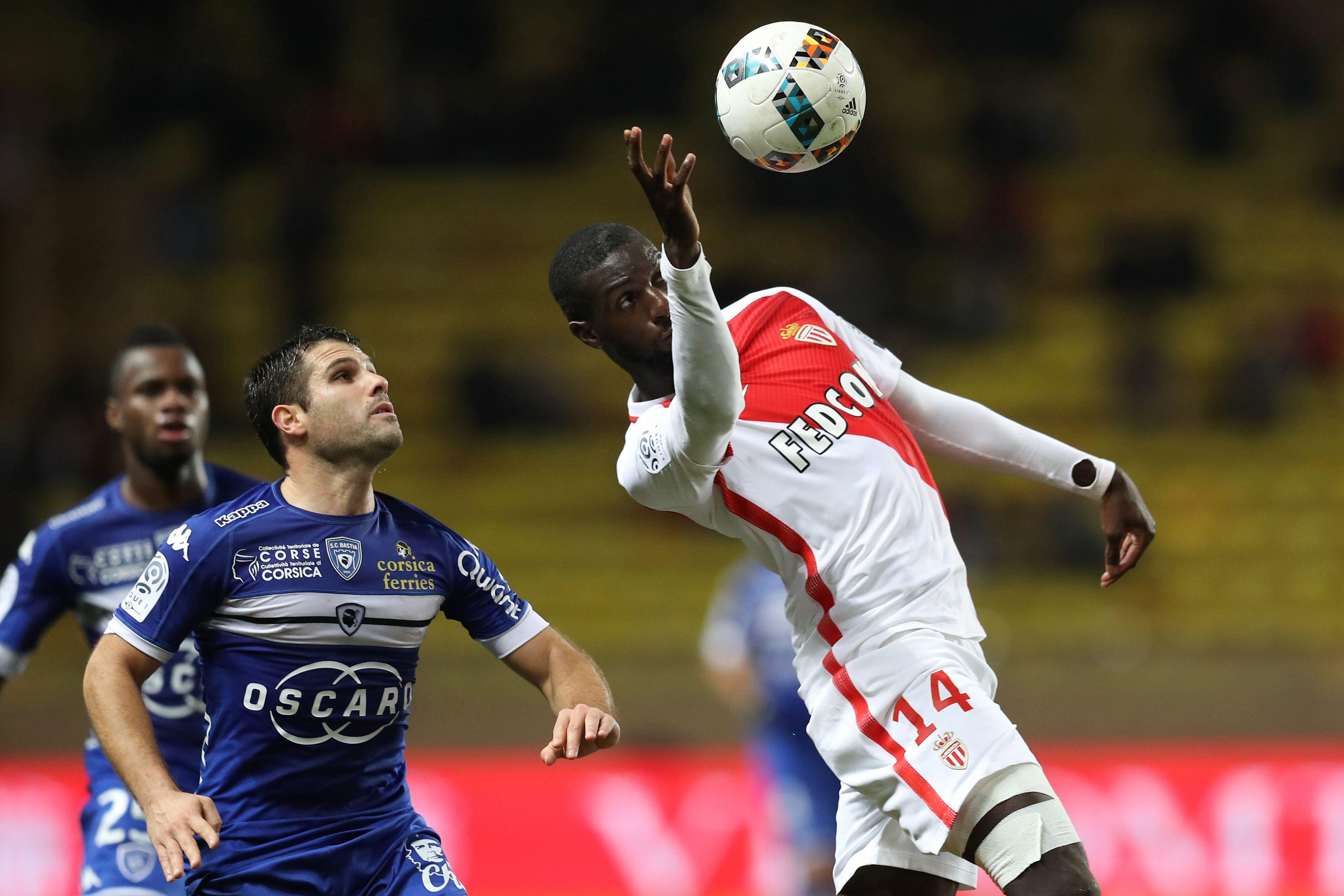 Football - Ligue 1 - Bakayoko : «Quand on nous regarde, les gens prennent du plaisir»